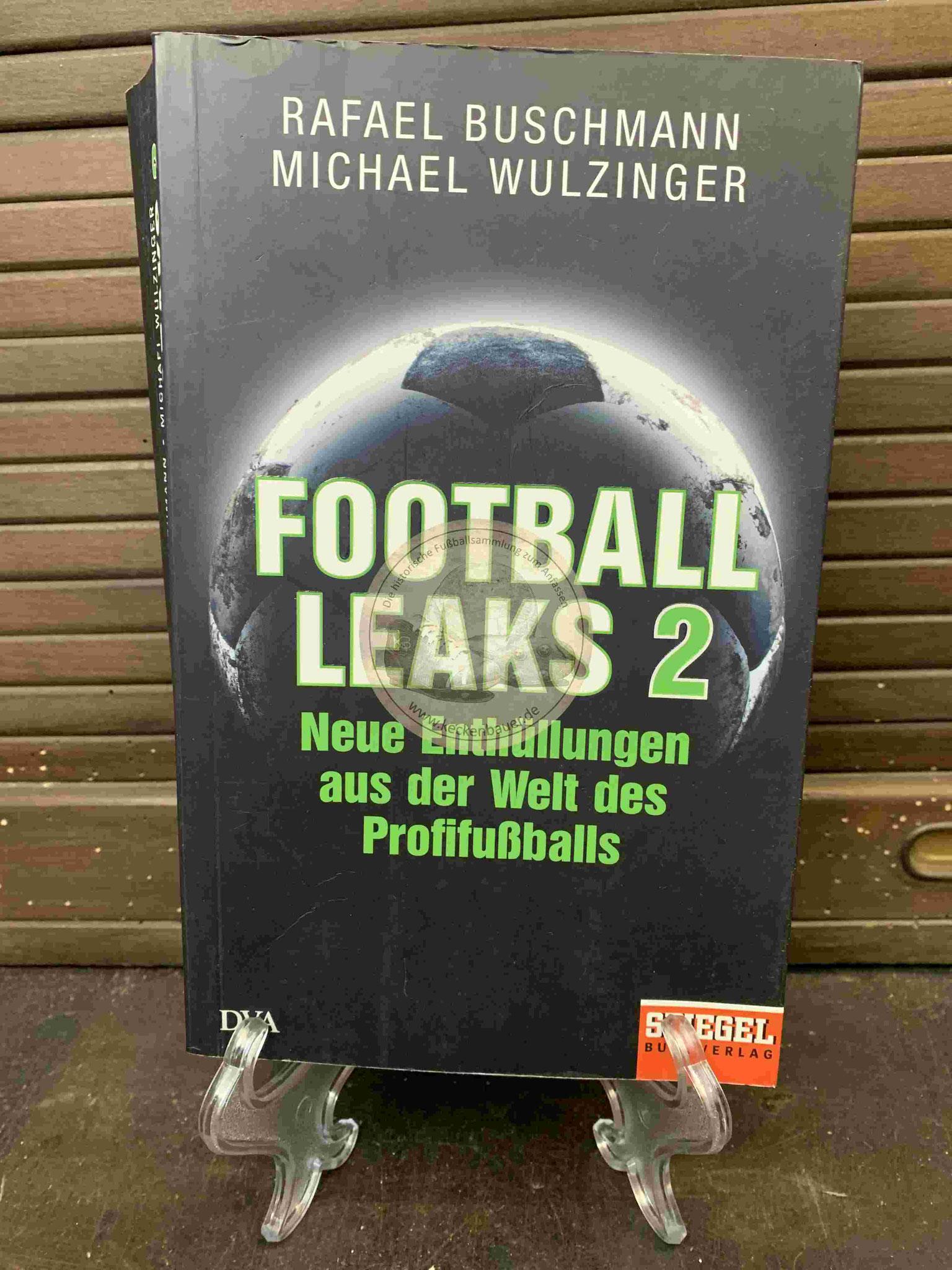 Rafael Buschmann Michael Wulzinger Football Leaks 2 aus dem Jahr 2019