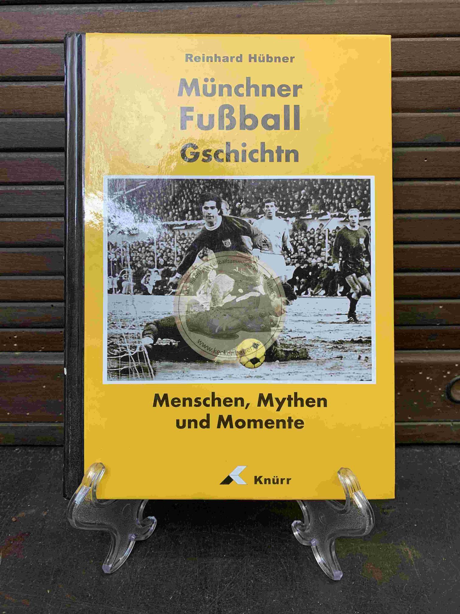 Münchner Fußball Gschichtn aus dem Jahr 2008