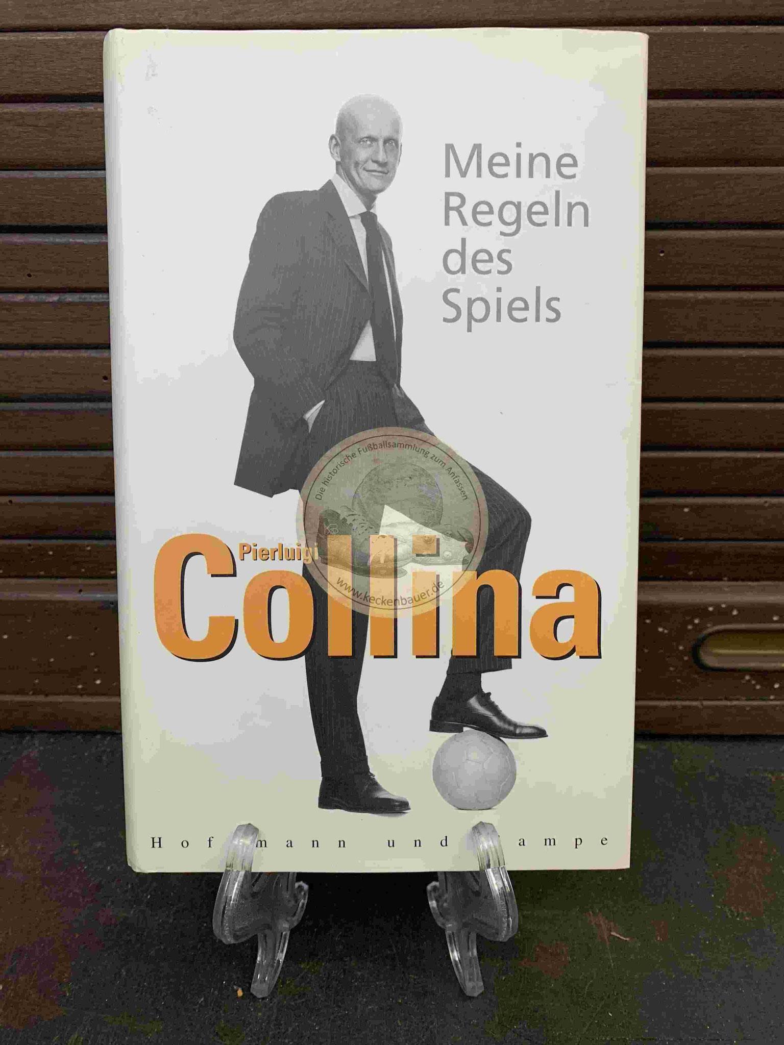 Pierluigi Collina Meine Regeln des Spiels aus dem Jahr 2003