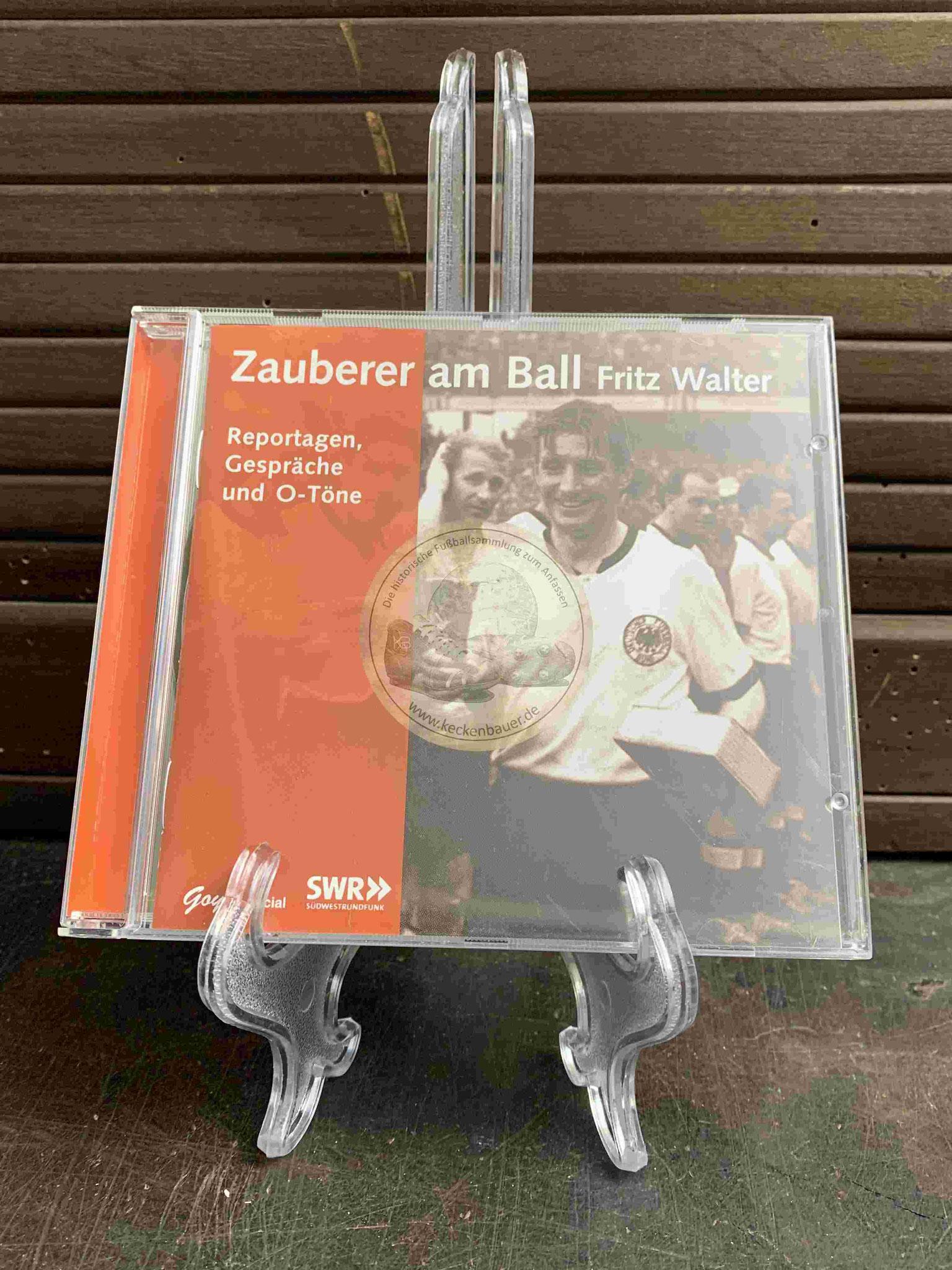 2003 Zauberer am Ball Fritz Walter
