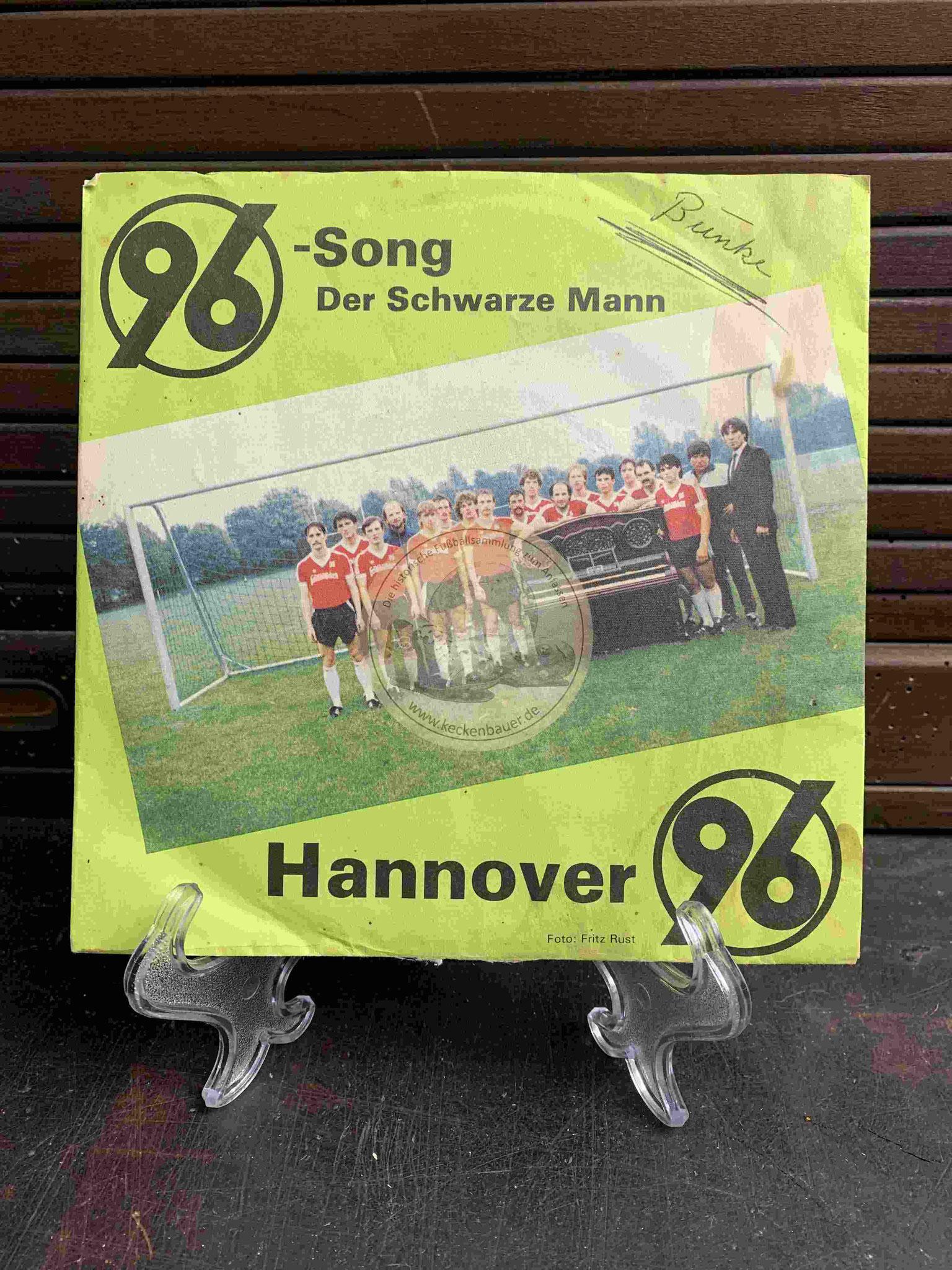 1984 96-Song Der Schwarze Mann Hannover 96