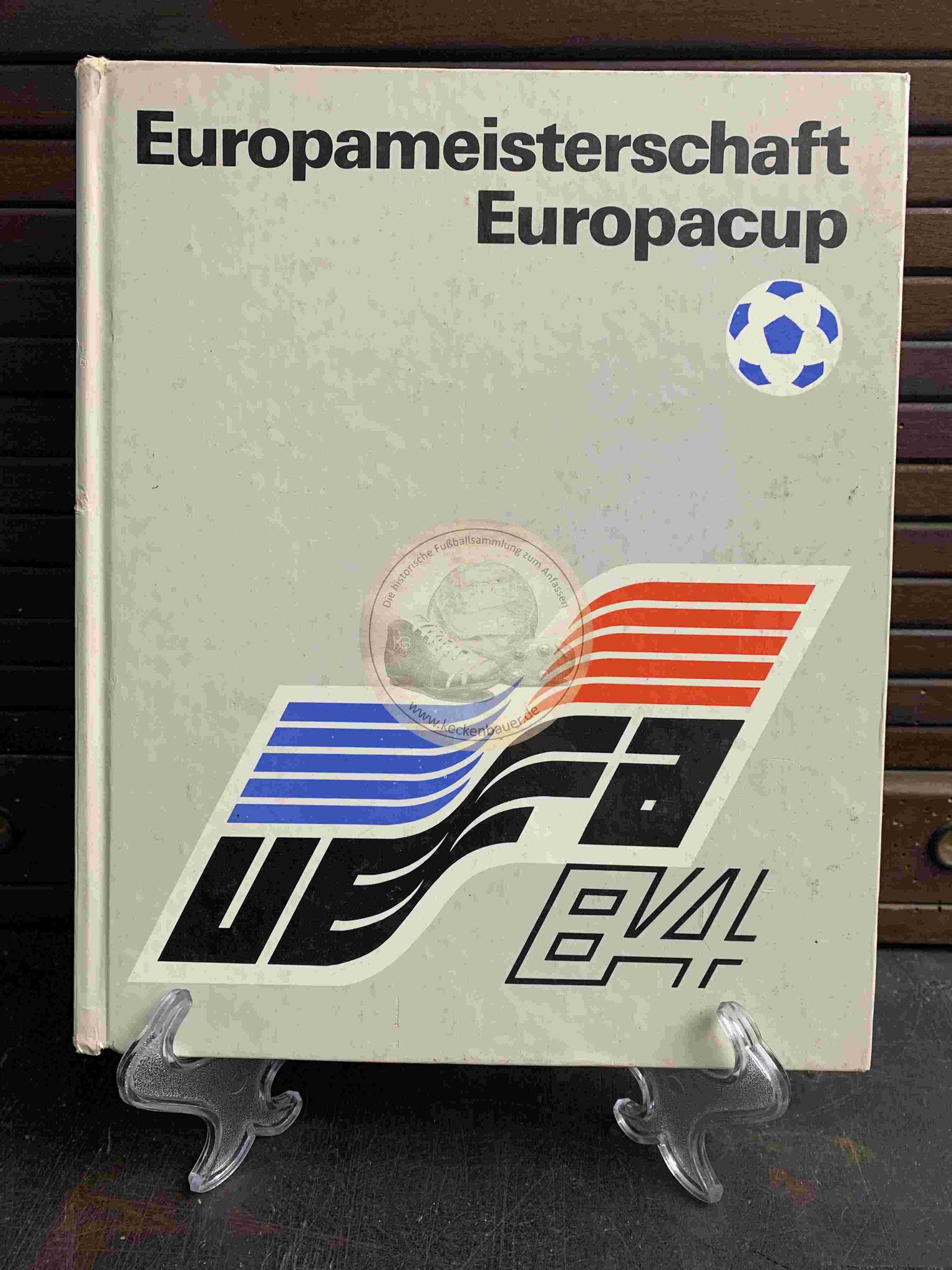 Europameisterschaft Europacup 84