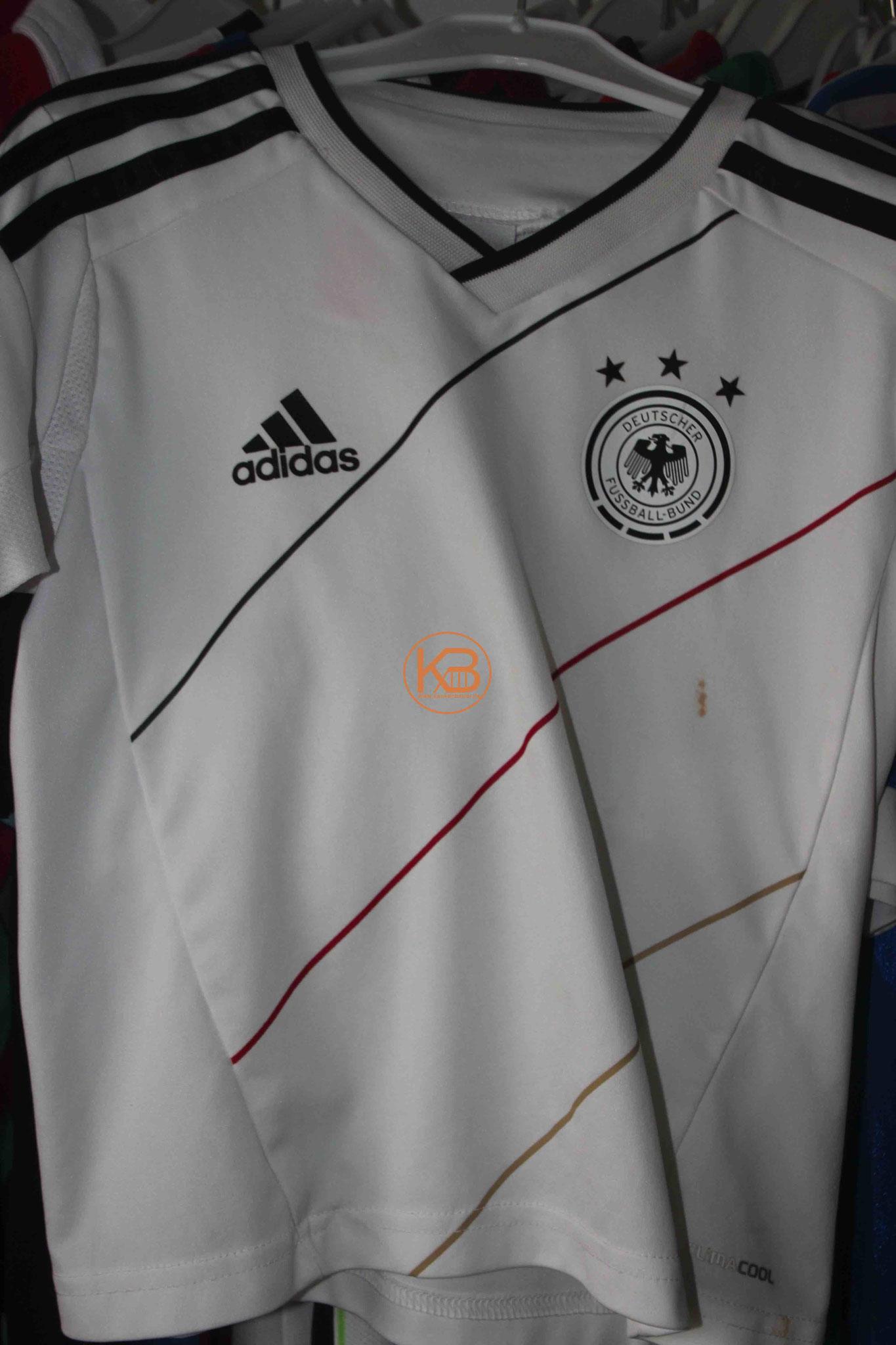 Adidas Trikot der deutschen Nationalmannschaft