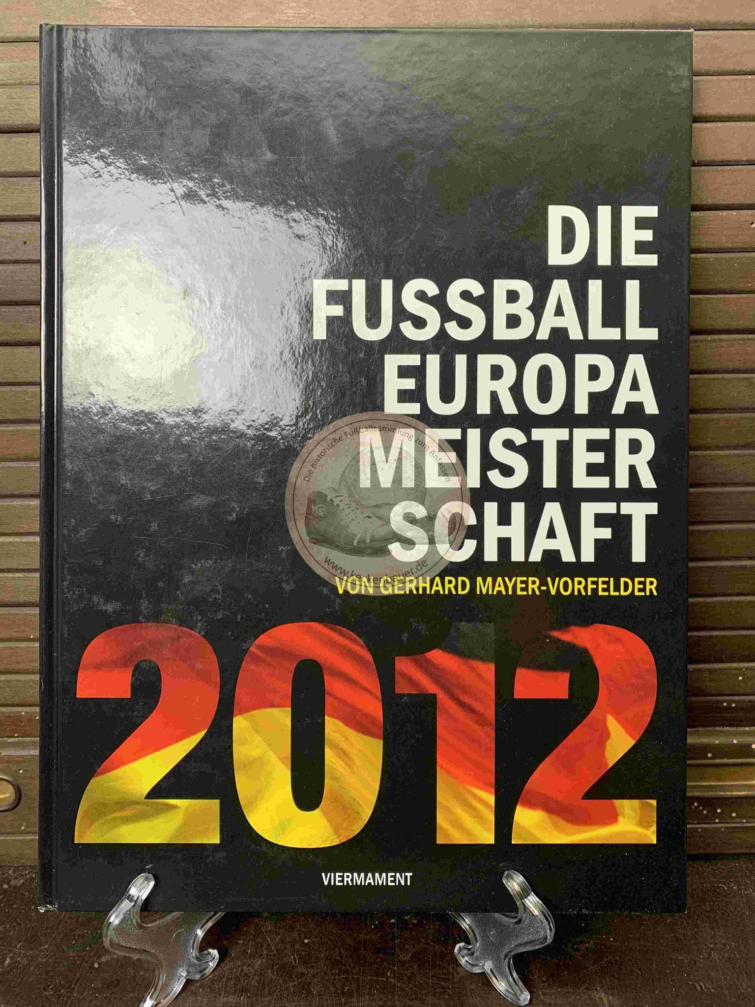 Gerhard Mayer-Vorfelder Die Fussball Europameisterschaft 2012