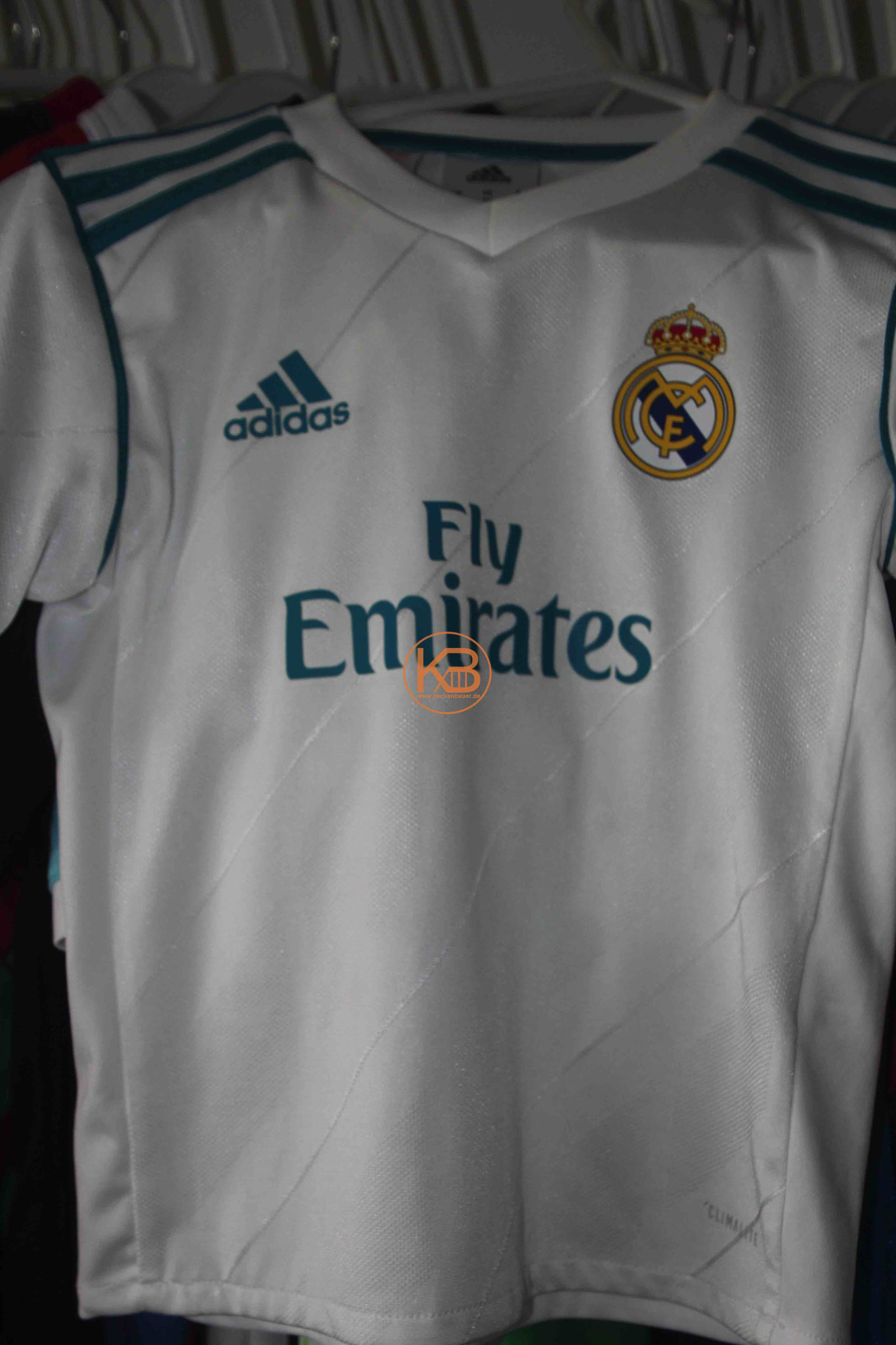 Adidas Trikot von Real Madrid