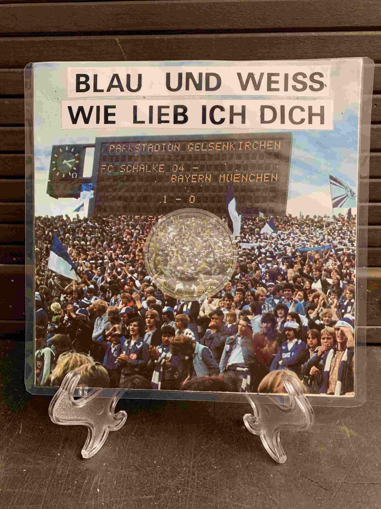 1959 Blau und Weiss wie lieb ich Dich