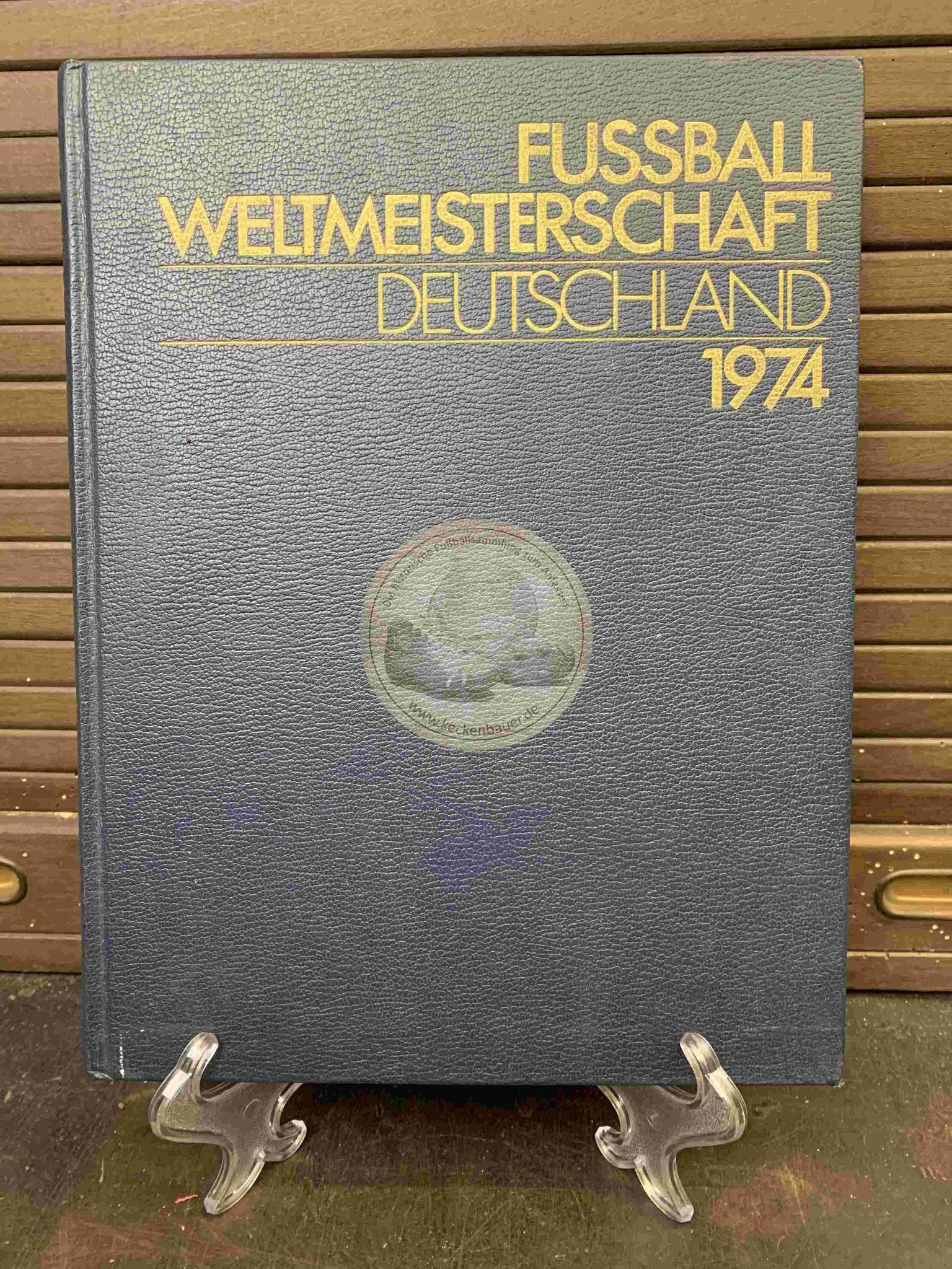 Fußball Weltmeisterschaft Deutschland 1974