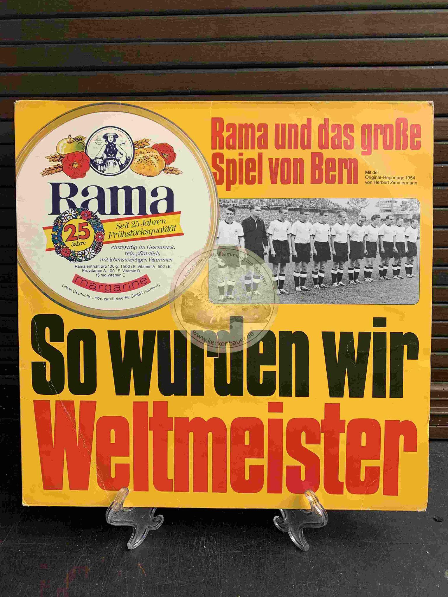 1978 Rama und das große Spiel von Bern So wurden wir Weltmeister