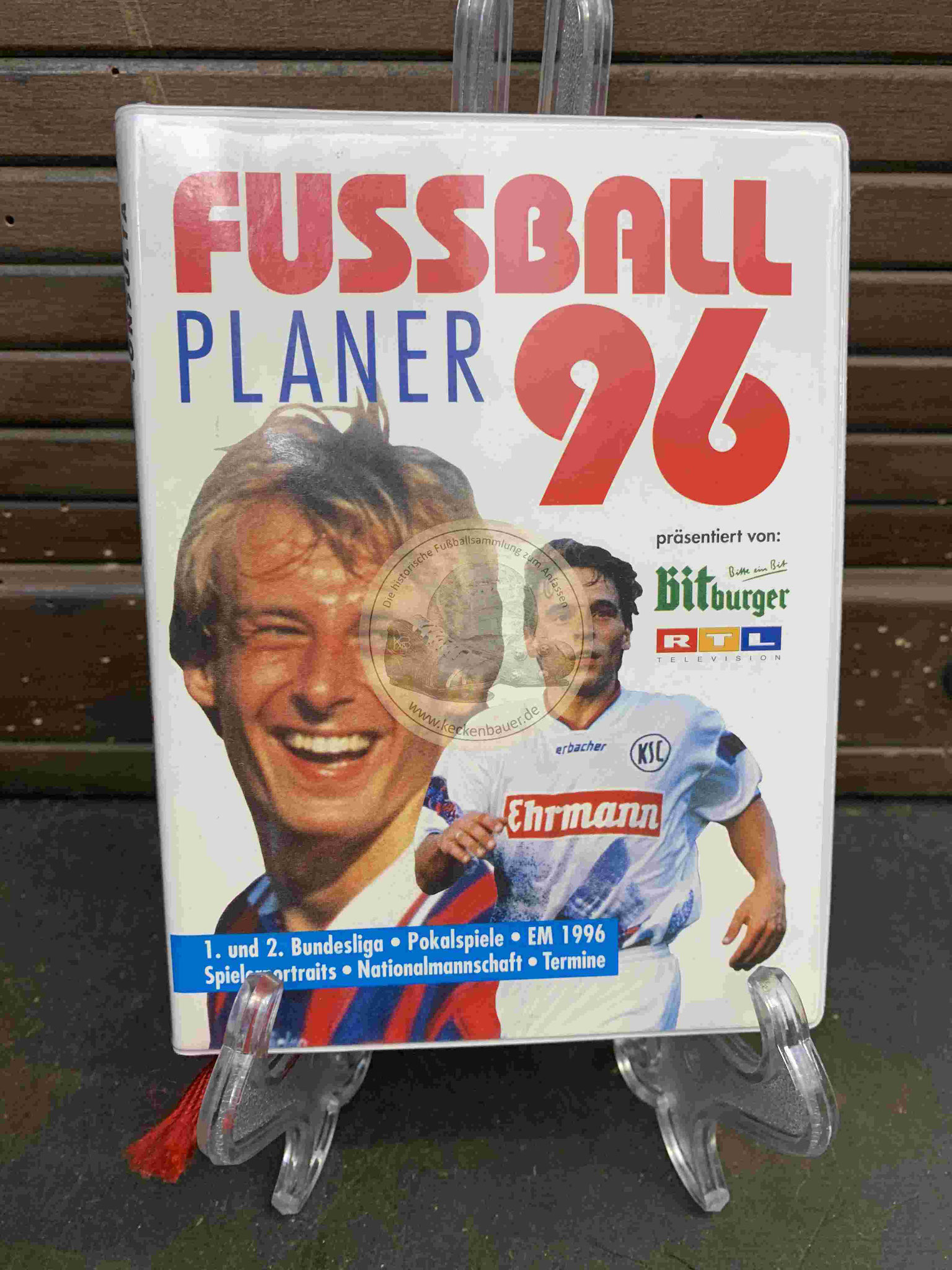 Fußball Planer 96