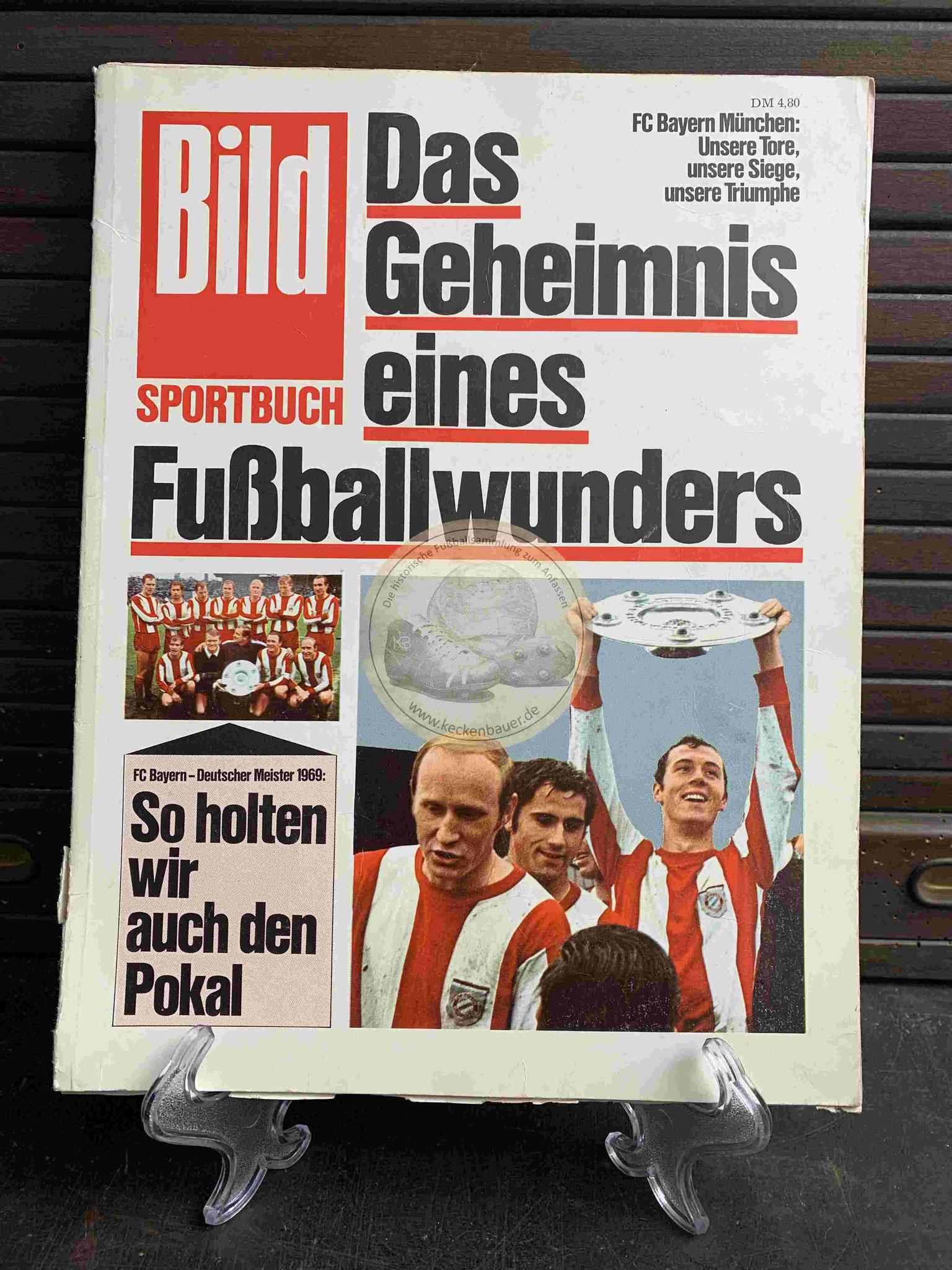 BILD Das Geheimnis eines Fußballwunders aus dem Jahr 1969