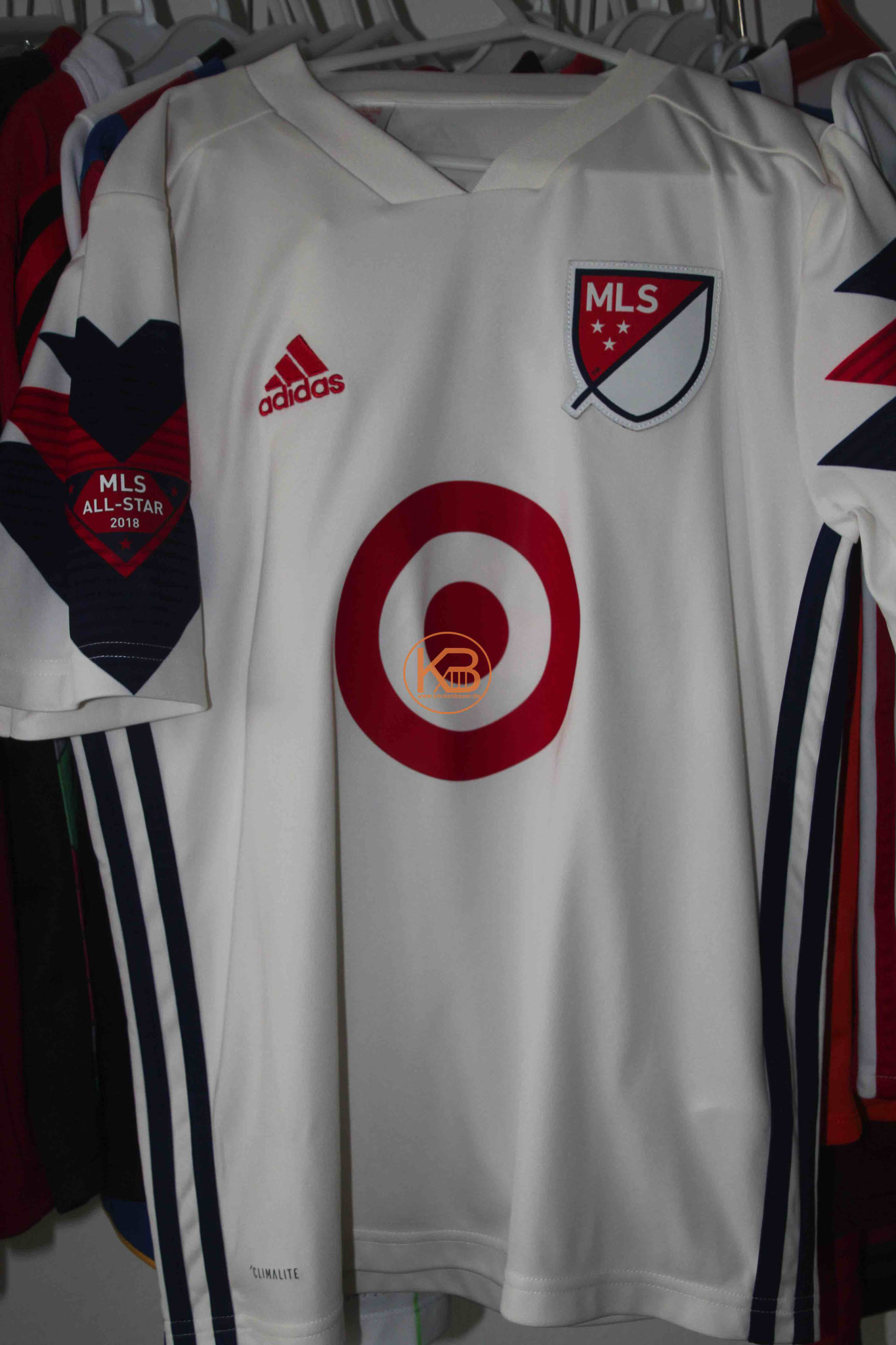 Adidas Trikot vom MLS All Star Game 2018