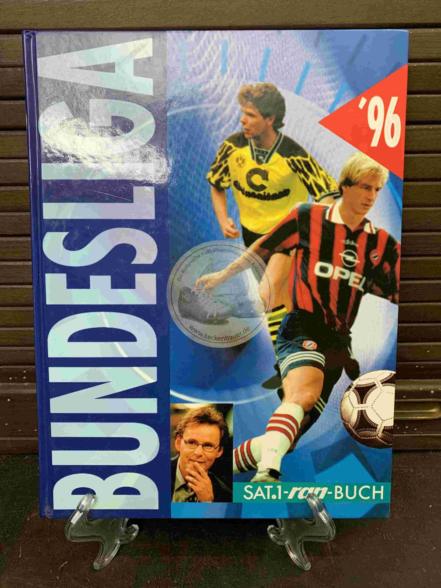 Sat 1 ran Buch Bundesliga 1996