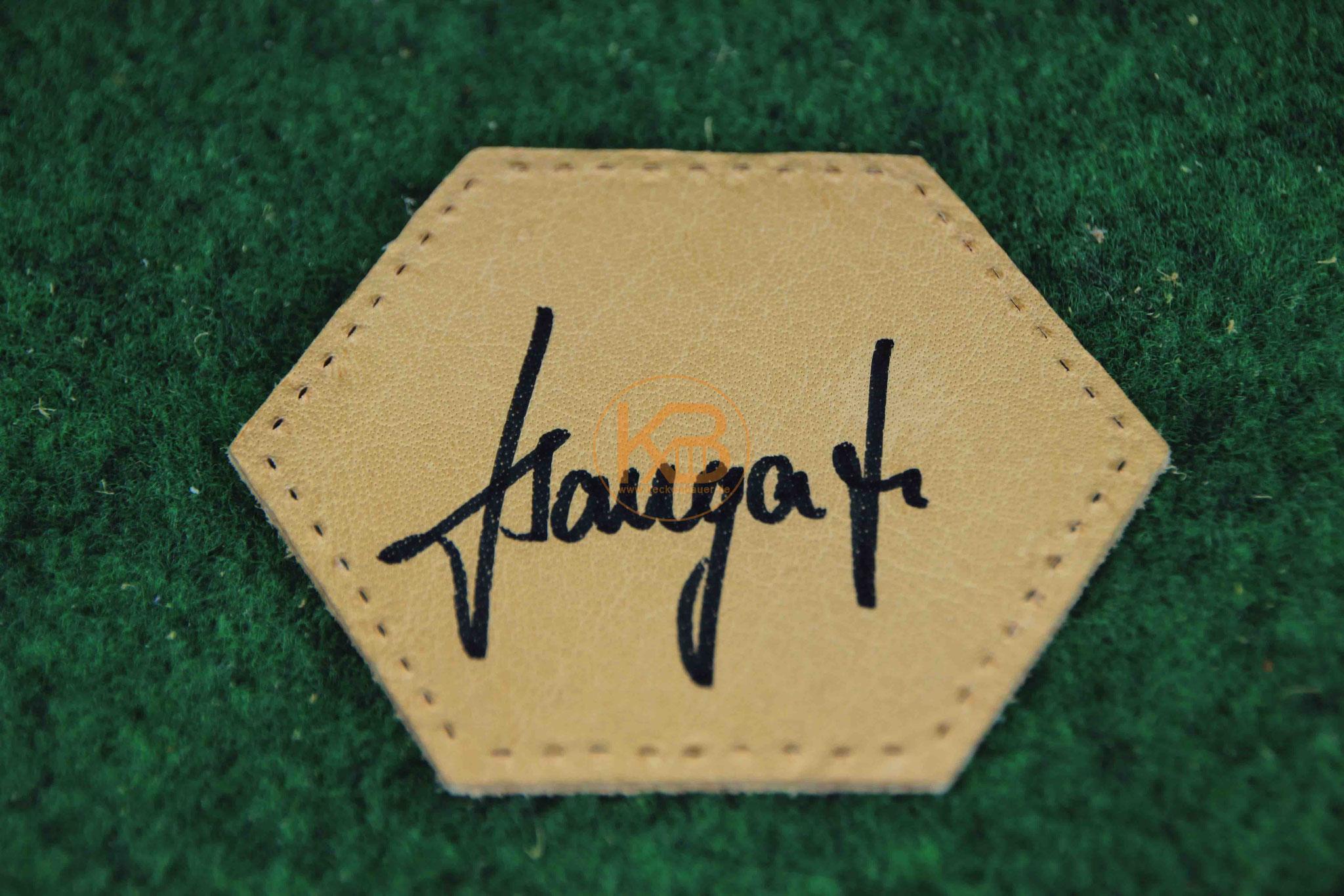"""Original Autogramm von Hans """"Hannes"""" Bongartz"""
