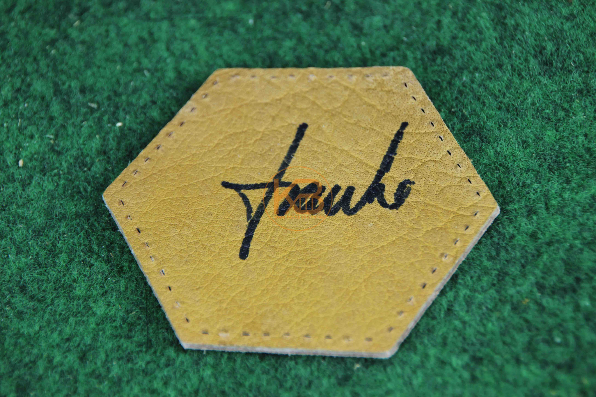 Original Autogramm von Bernd Franke