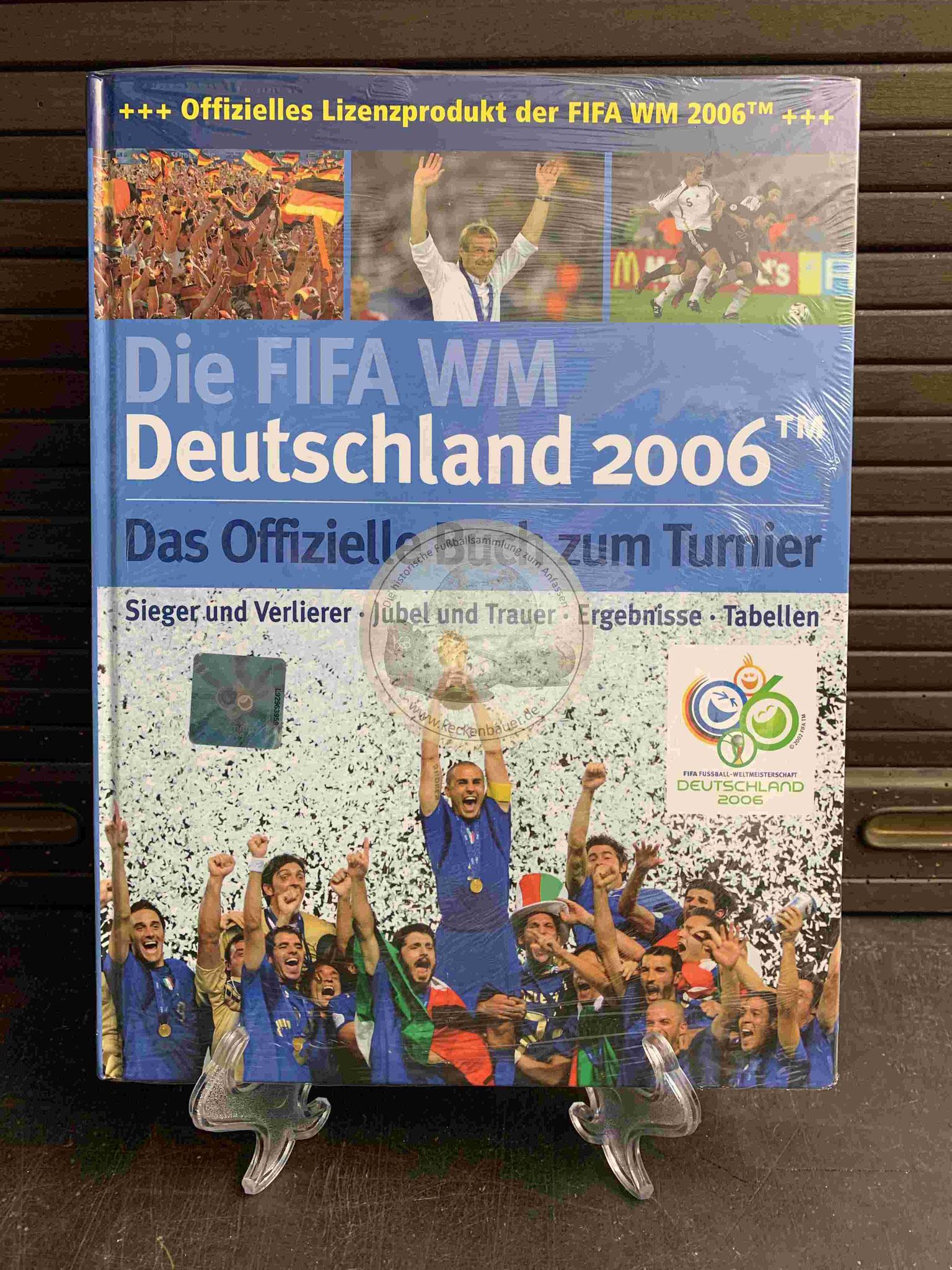 Die offizielle Rückschau zur FIFA WM 2006 aus dem Jahr 2006