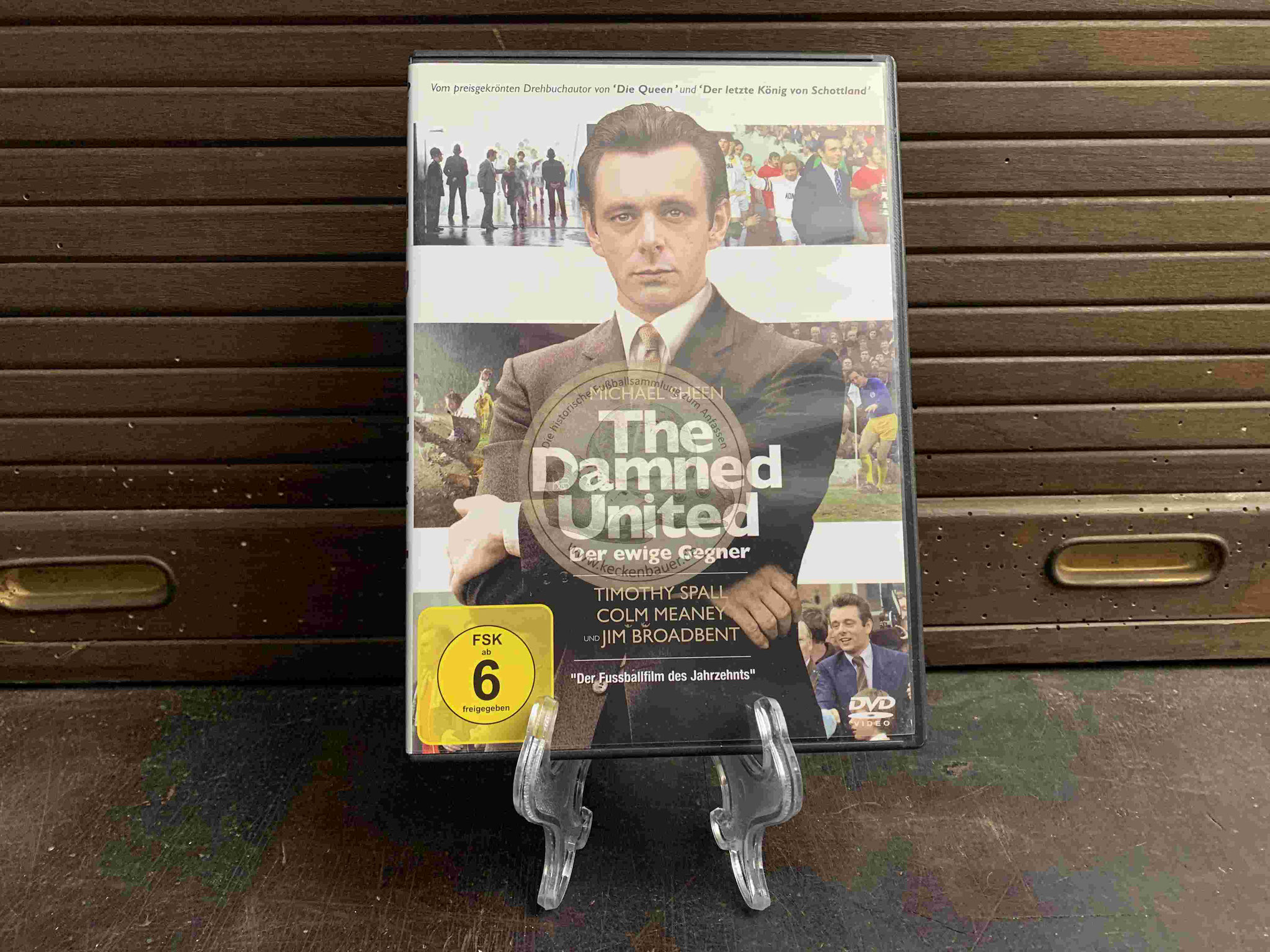 2010 The Damned United