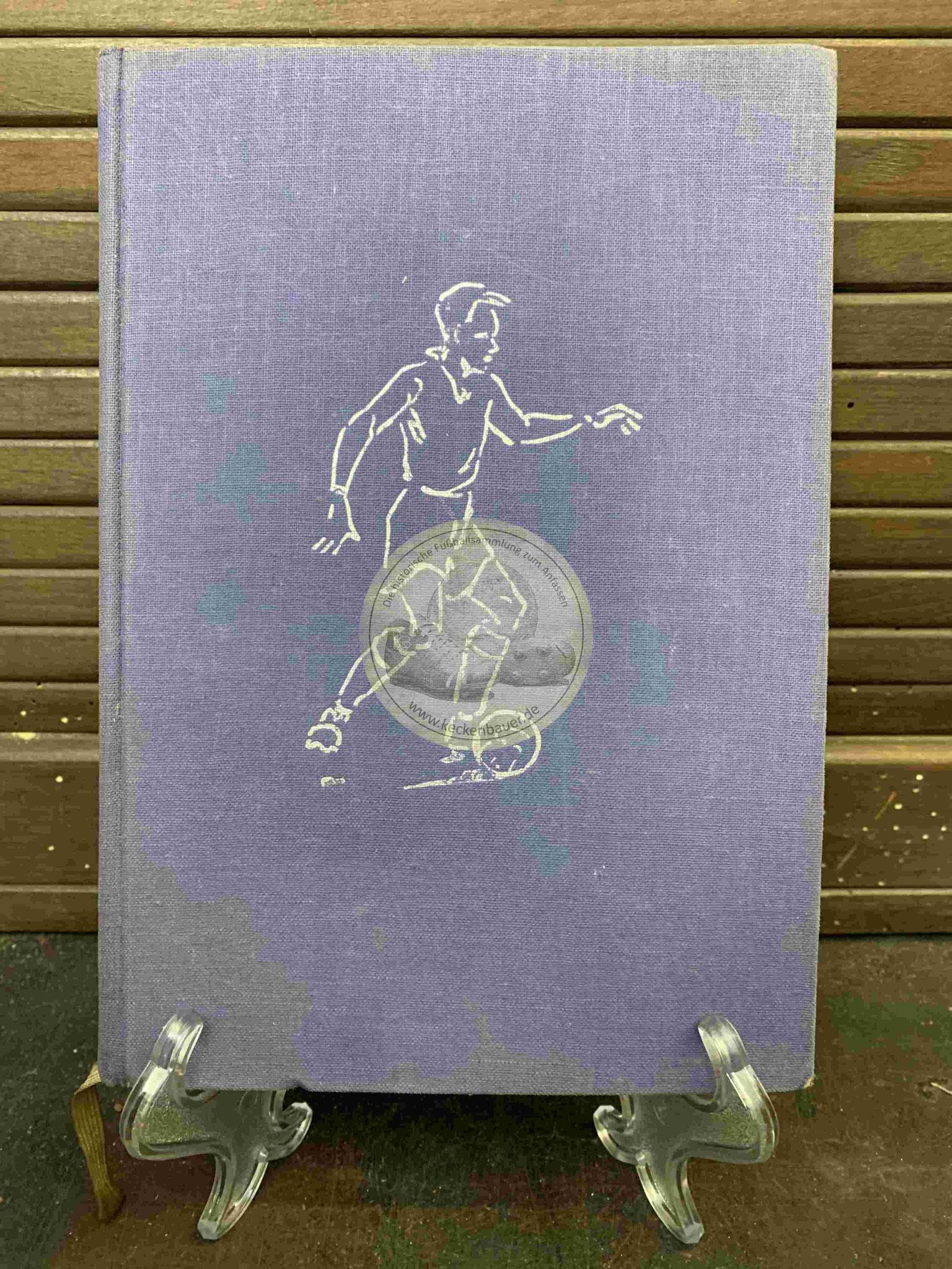 Fussball Technik von Dietmar Cramer aus dem Jahr 1952