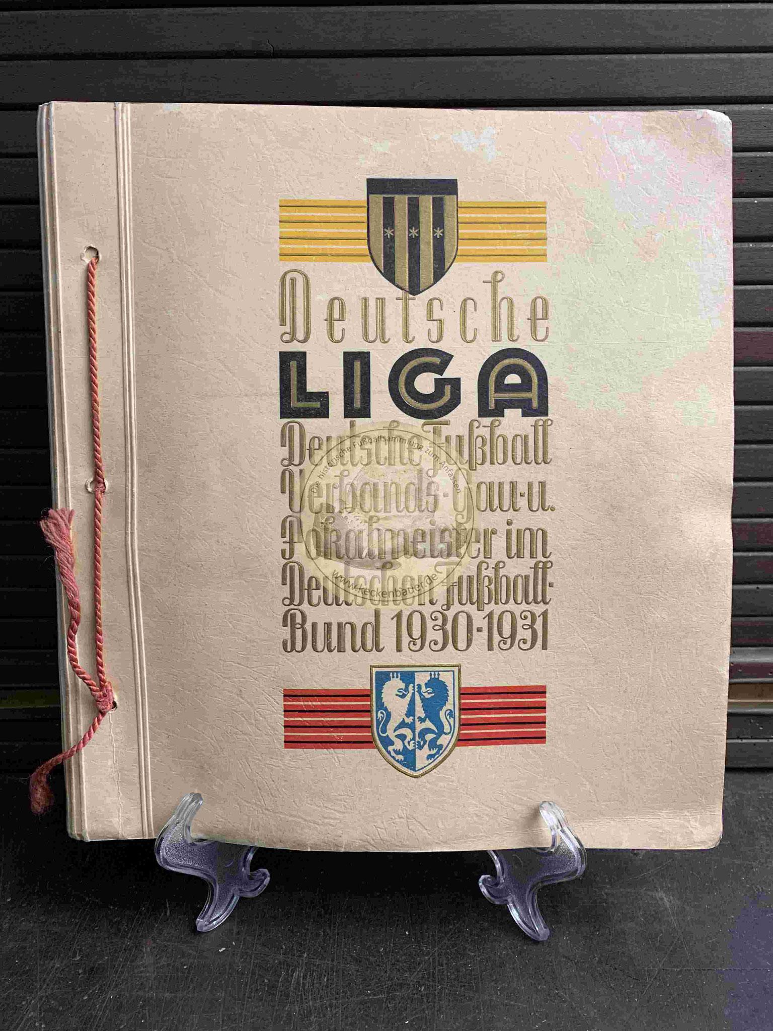 1931 Deutsche Liga