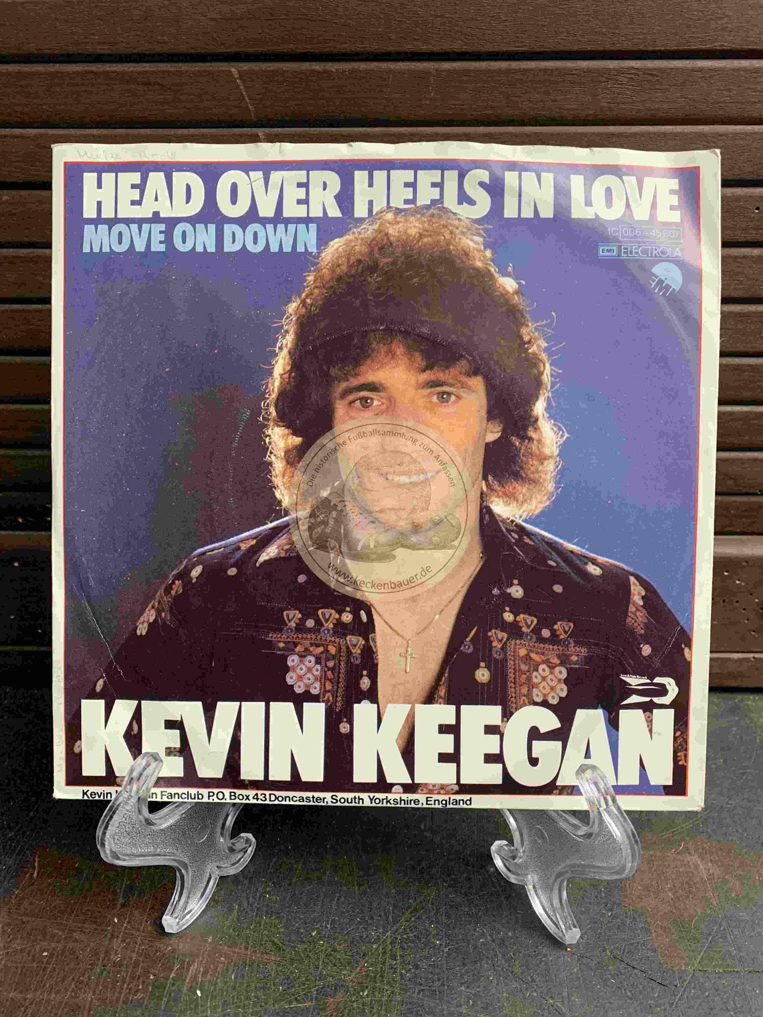 1979 Fußball-Single Kevin Keegan