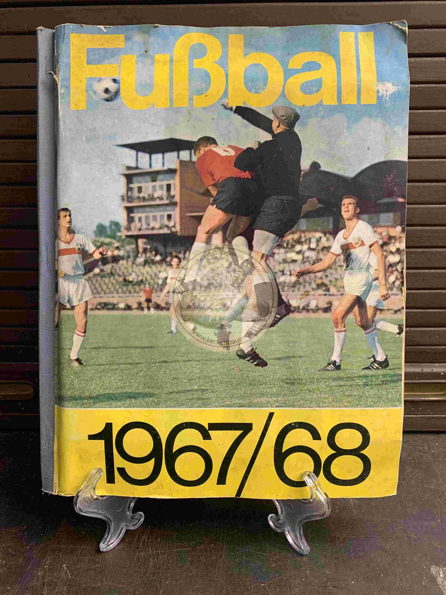 1967 Fußball von Bergmann