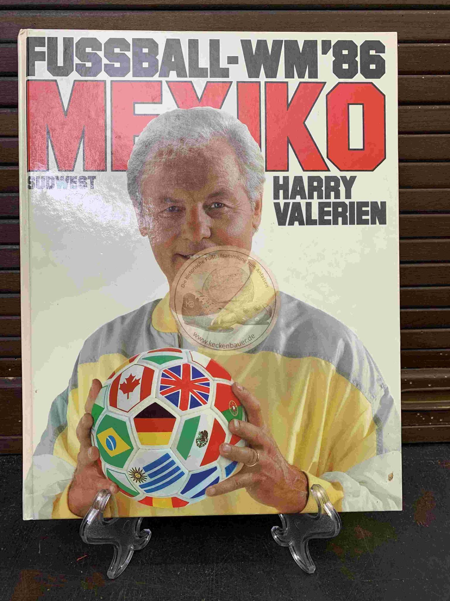 Harry Vererben Fussball-WM ´86 Mexiko