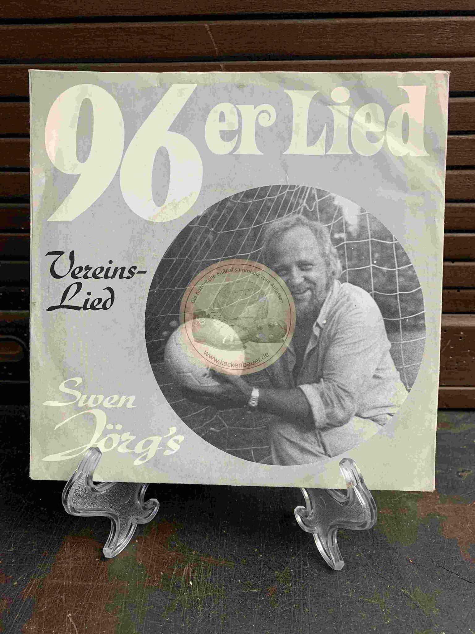 1985 96er Lied Vereinslied Swen Jörg´s