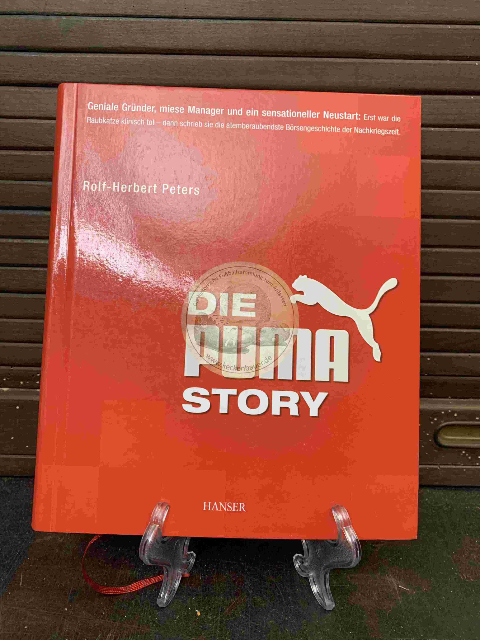 Rolf-Herbert Peters Die Puma Story aus dem Jahr 2007