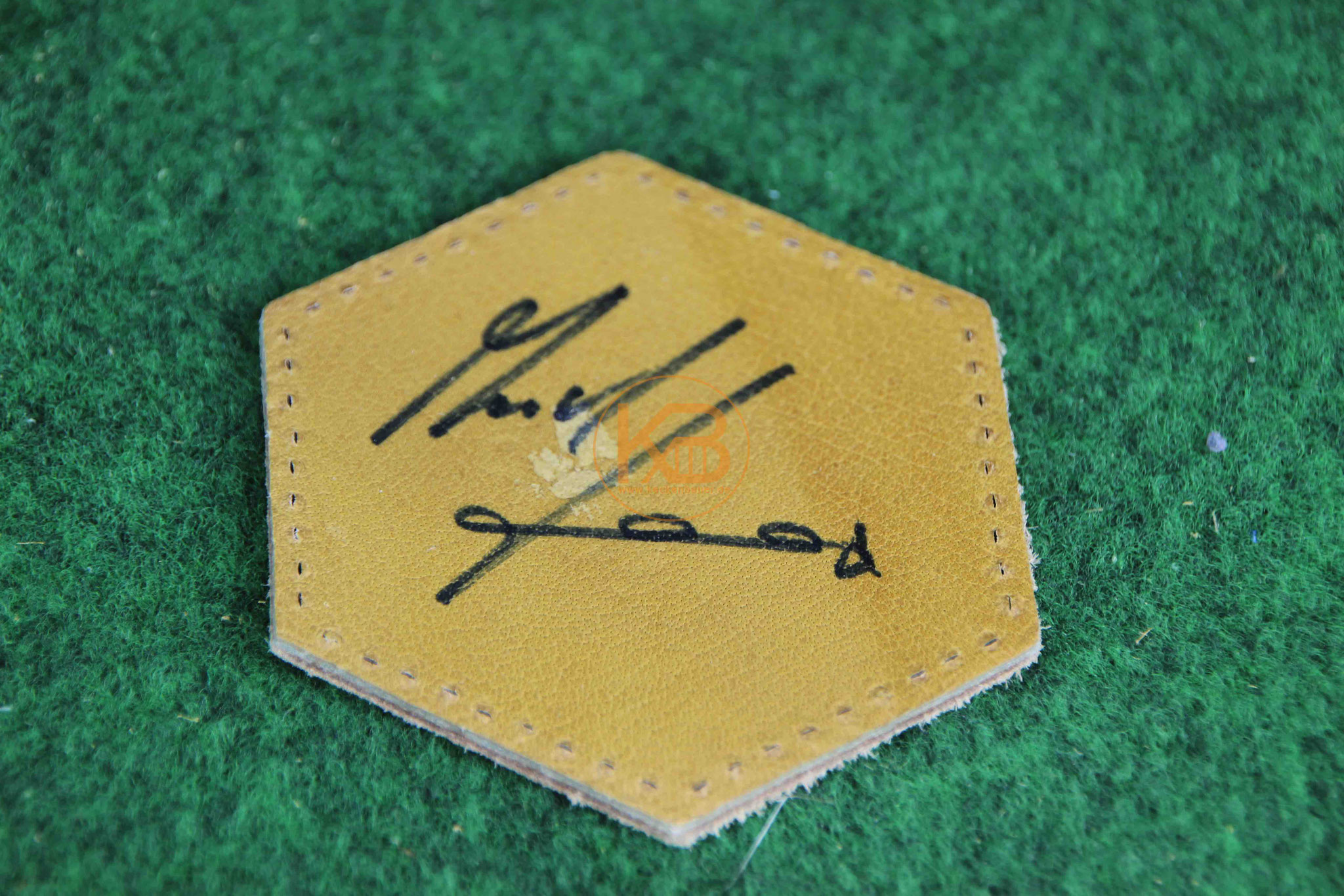 """Original Autogramm von Erich """"Ete"""" Beer"""