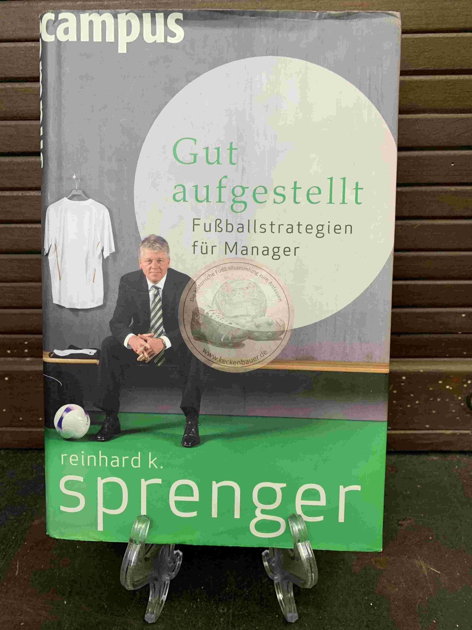 Gut aufgestellt Fußballstrategien für Manager aus dem Jahr 2008