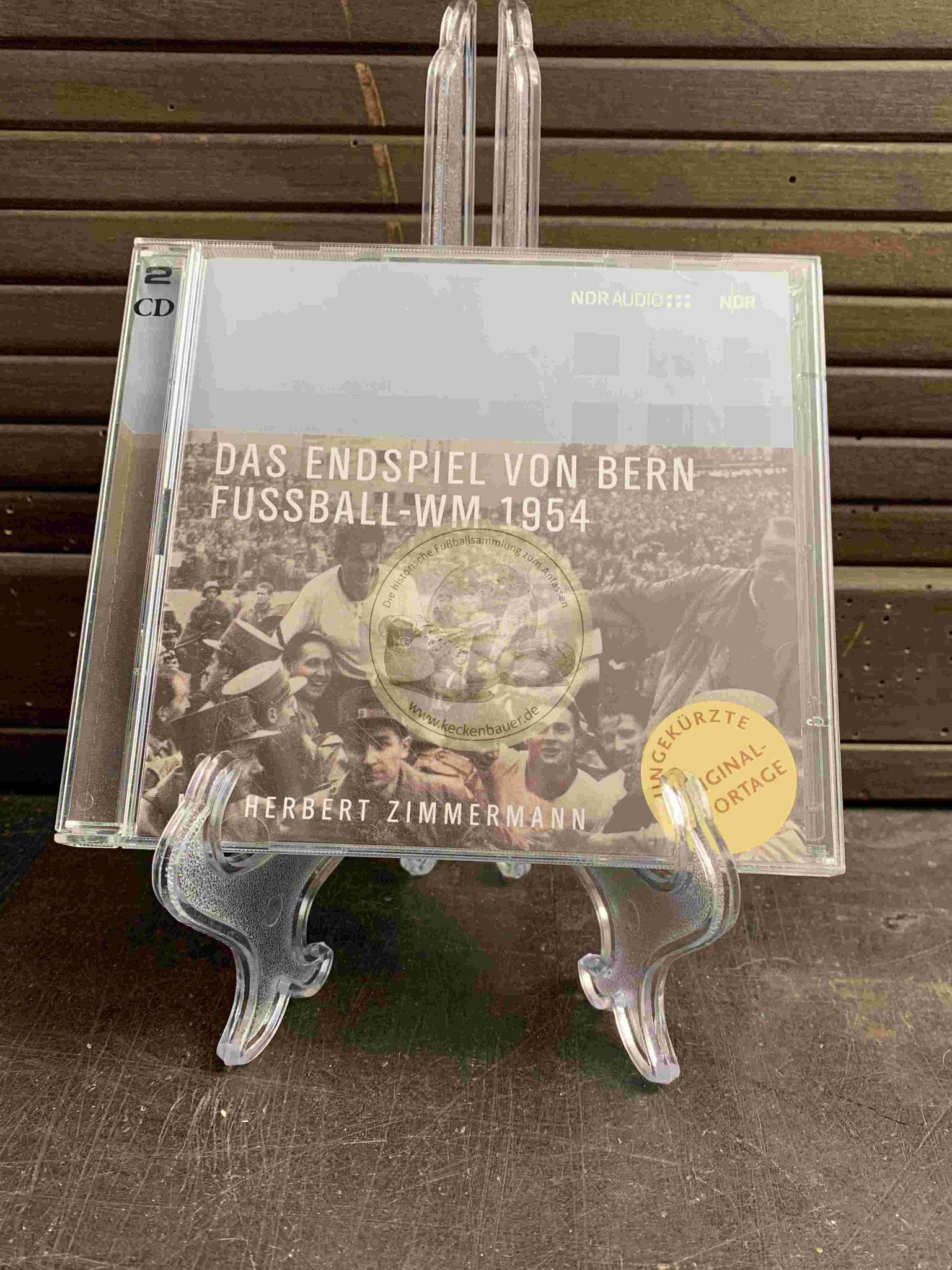 20040301 Das Endspiel von Bern Fussball-WM 1954 Herbert Zimmermann