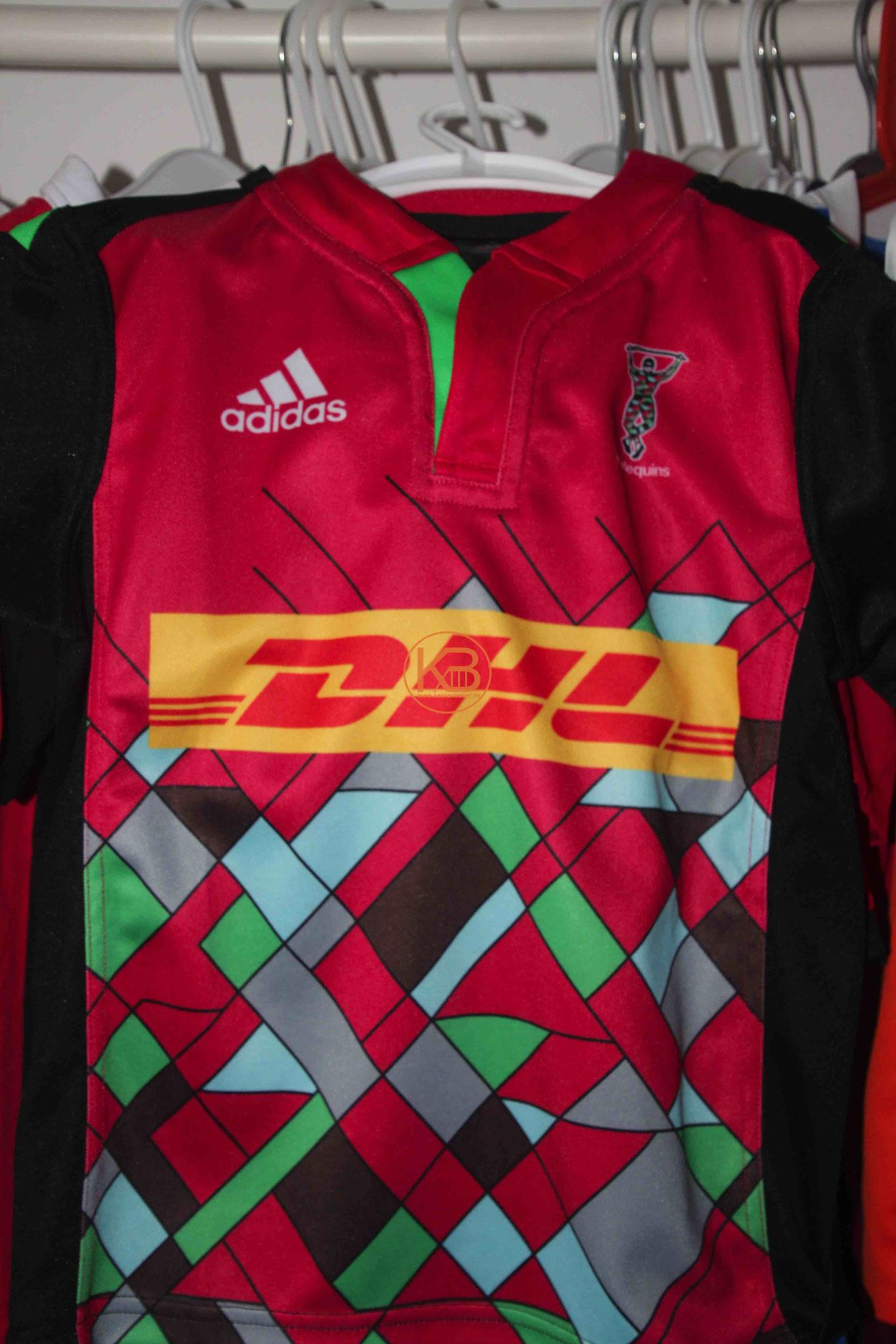 Adidas Rugby Trikot von den Harlequins