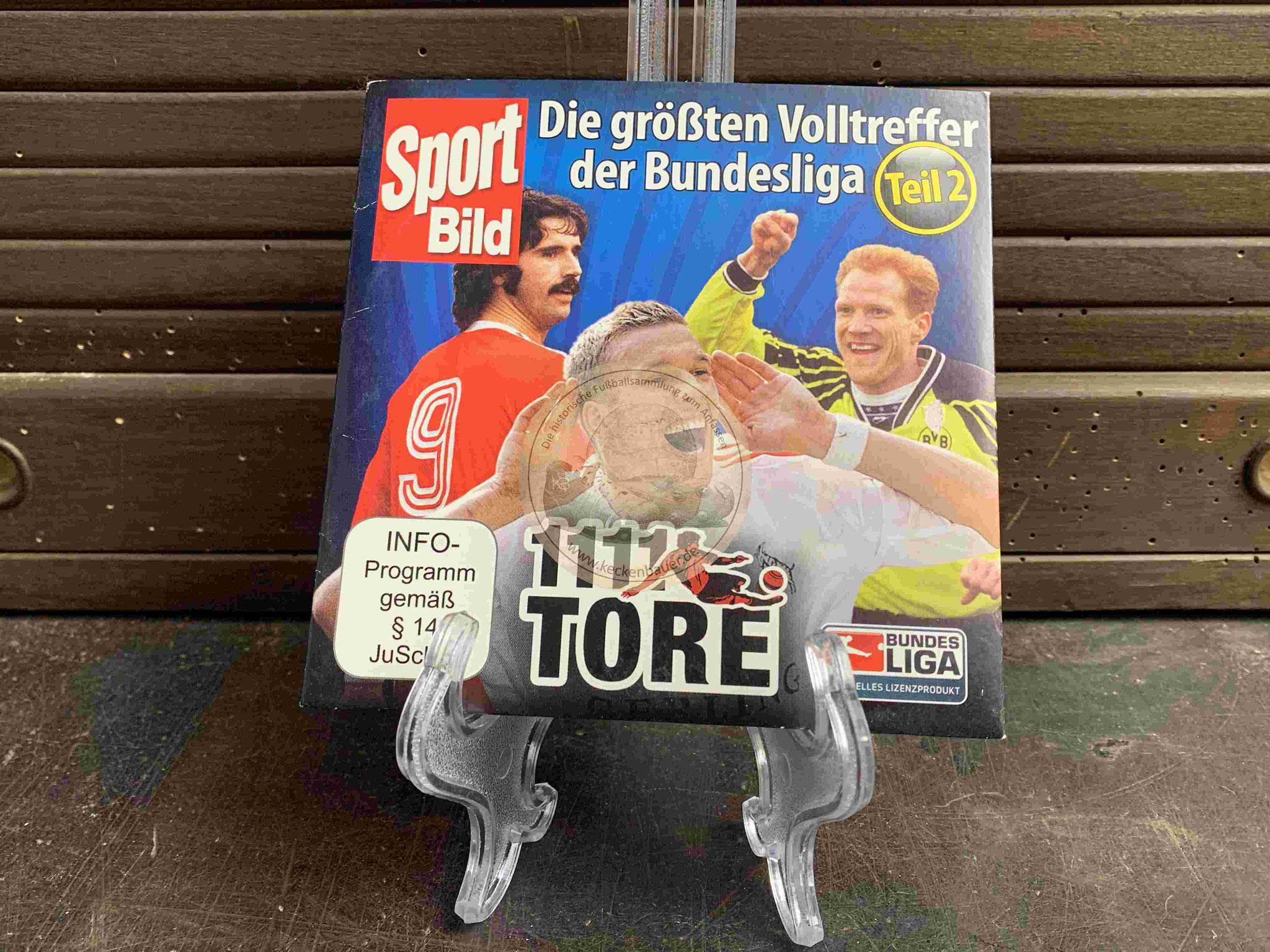 2000 Sportbild Die größten Volltreffer der  Bundesliga Teil 2