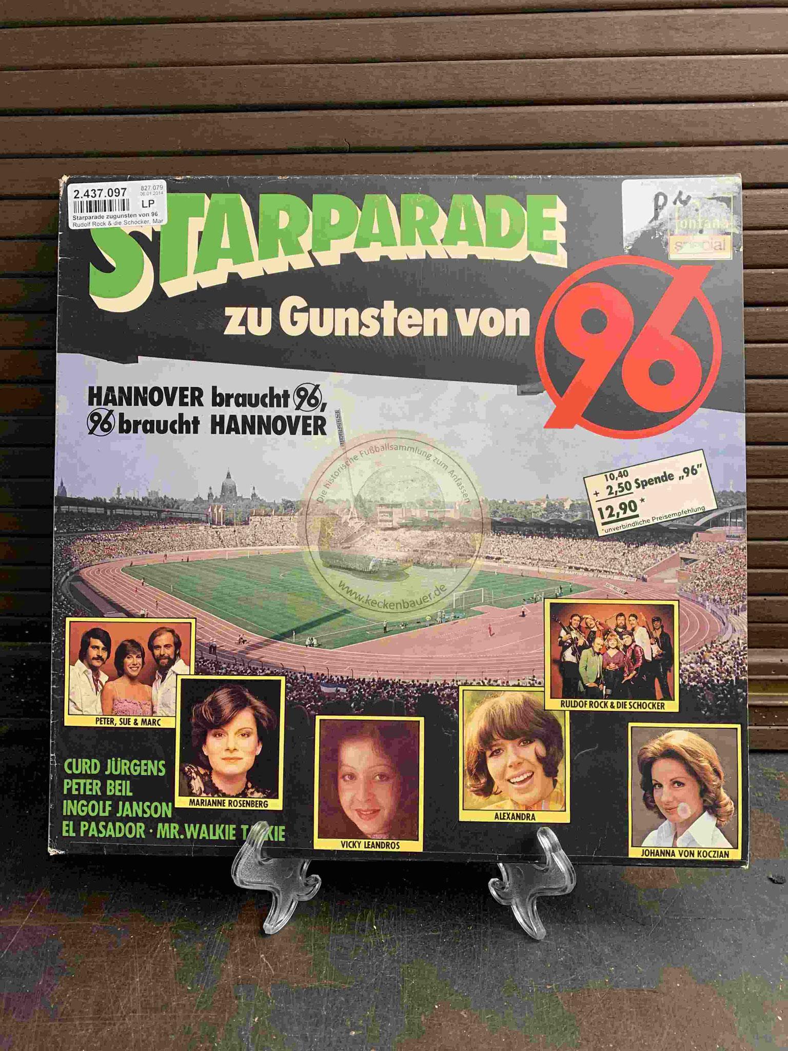 1978 Starparade zu Gunsten von 96