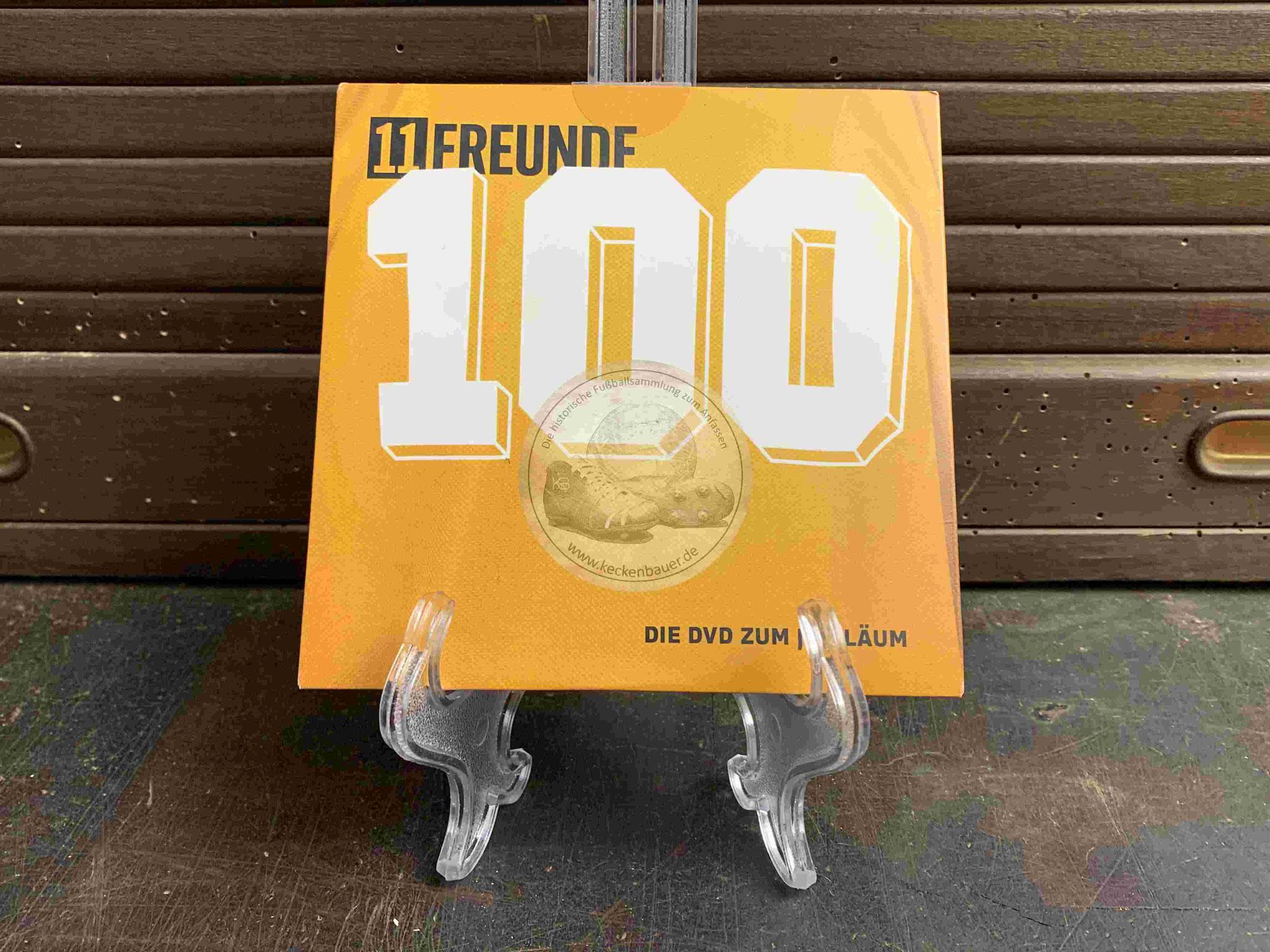 2010 100 Die DVD zum Jubiläum 100. Ausgabe 11Freunde