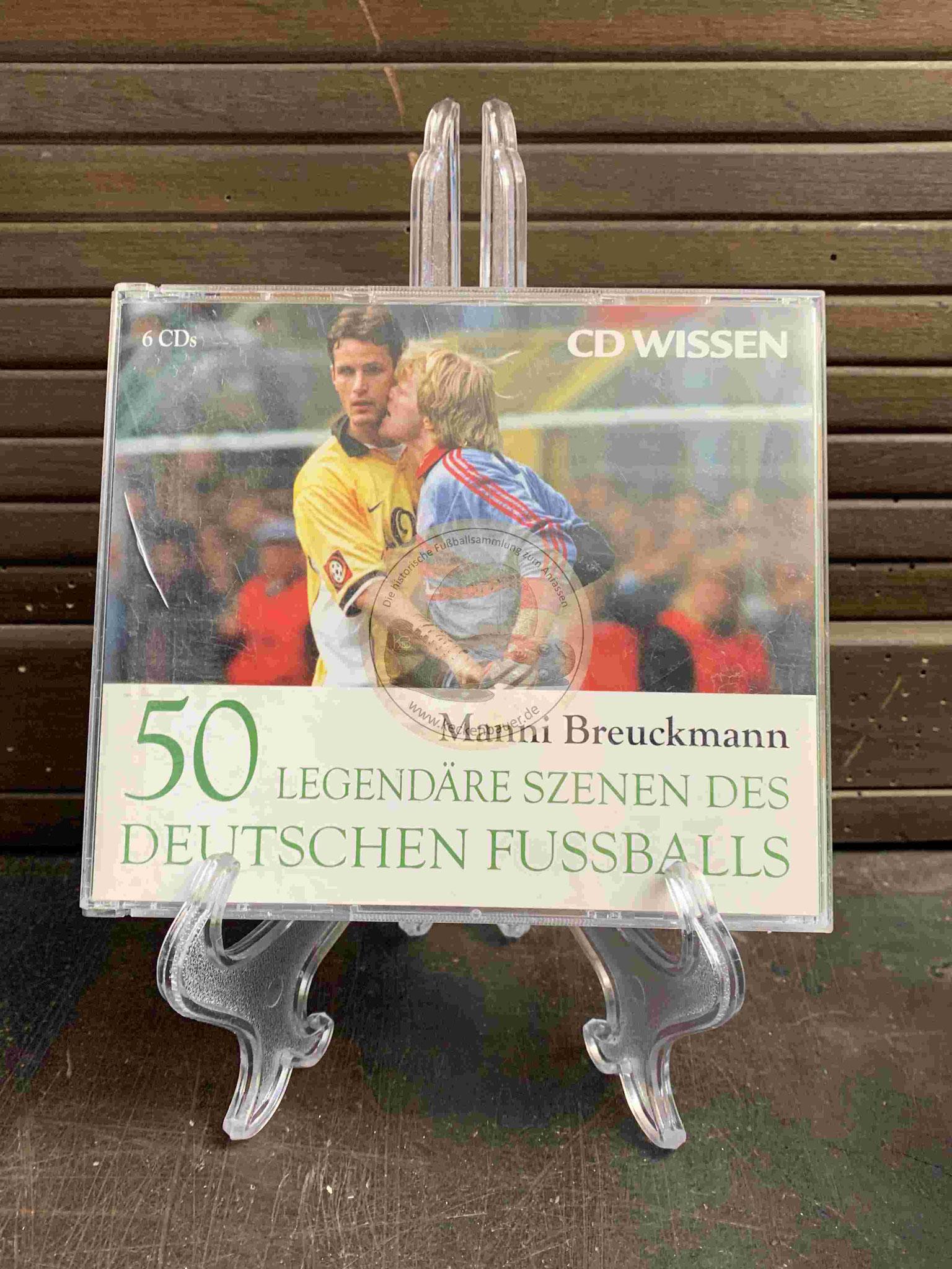 2010 Manni Breukmann 50 Legendäre Szenen des Deutschen Fussballs