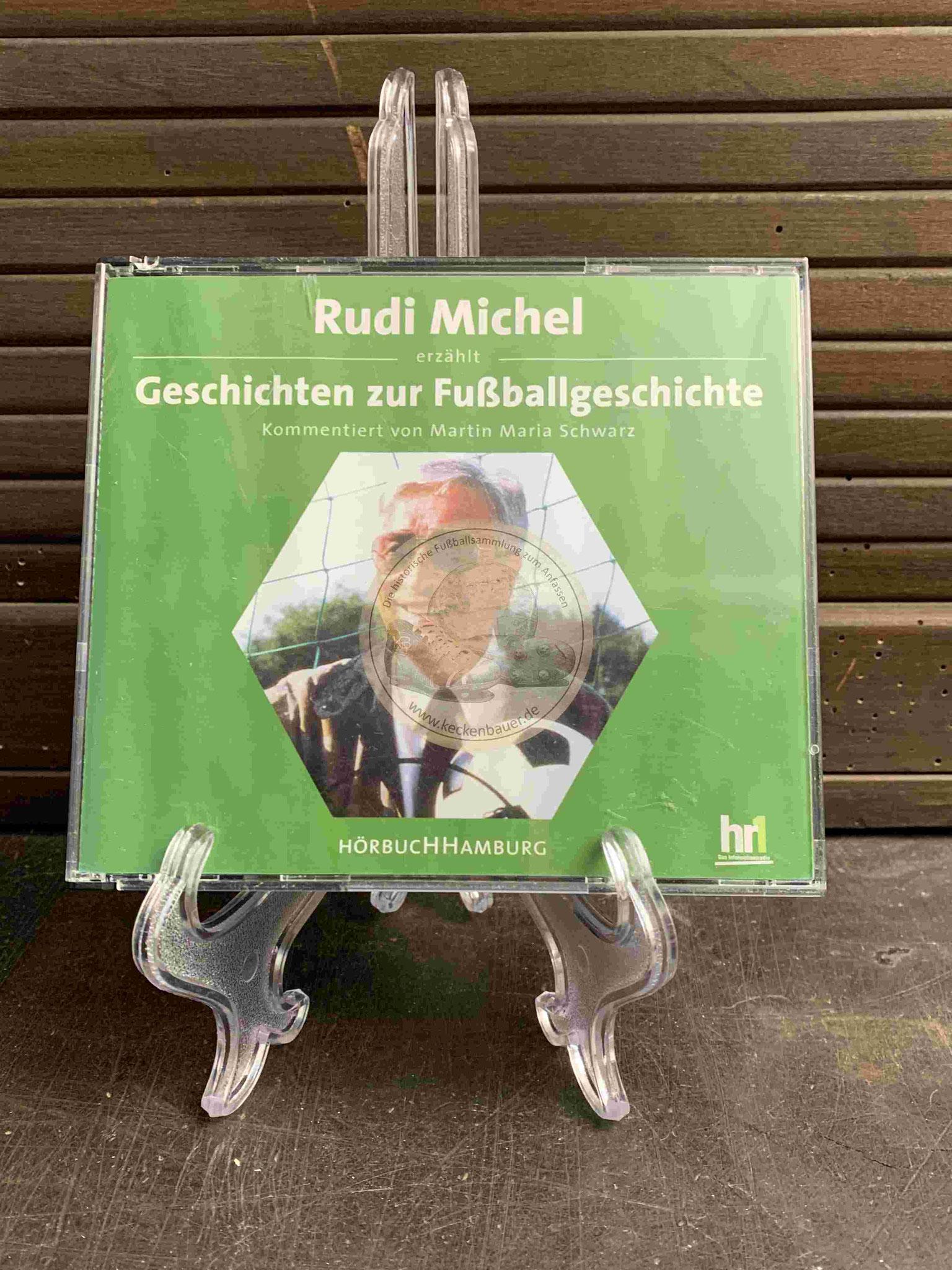 2001 Rudi Michel Geschichten zur Fußballgeschichte