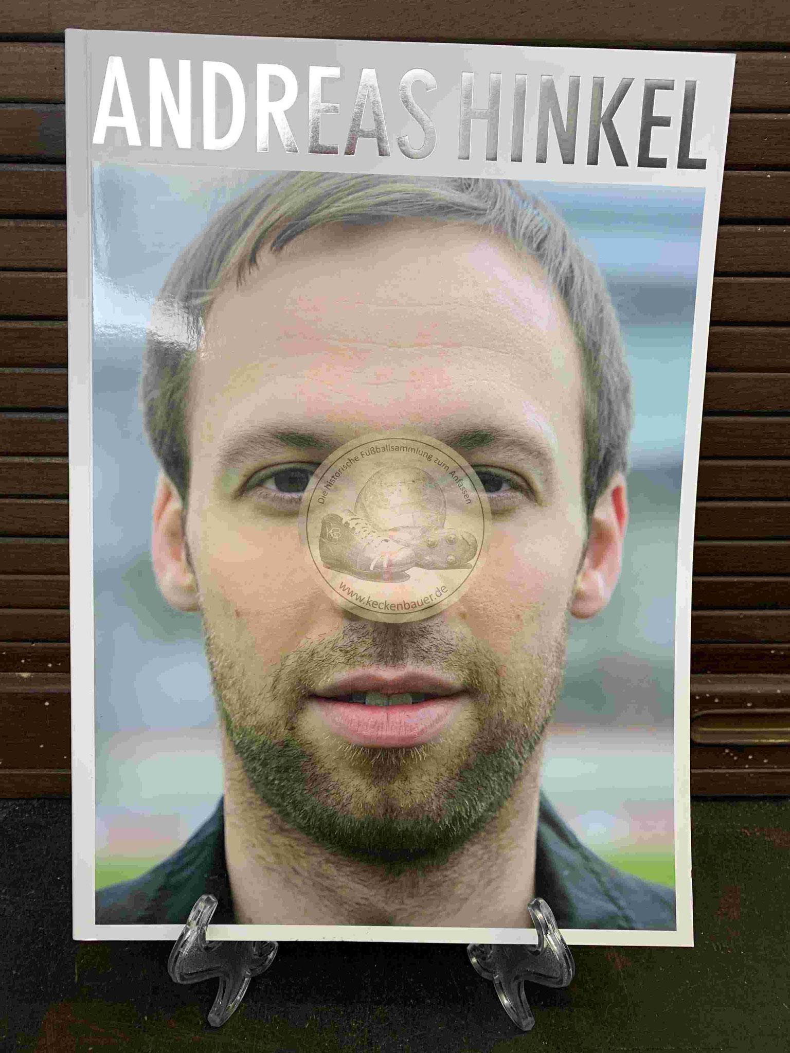 Andreas Hinkel aus dem Jahr 2014 Limitiert auf 1000 Exemplare