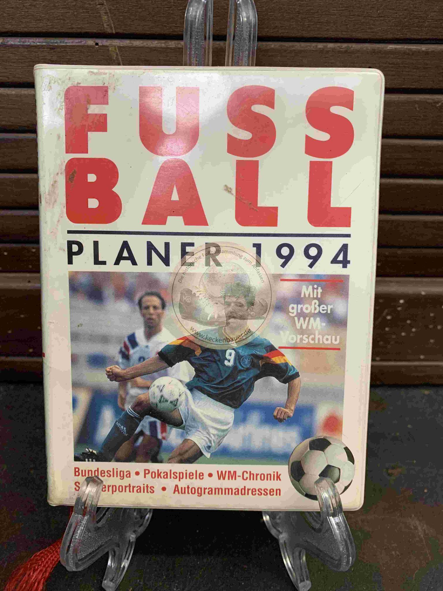 Fußball Planer 1994