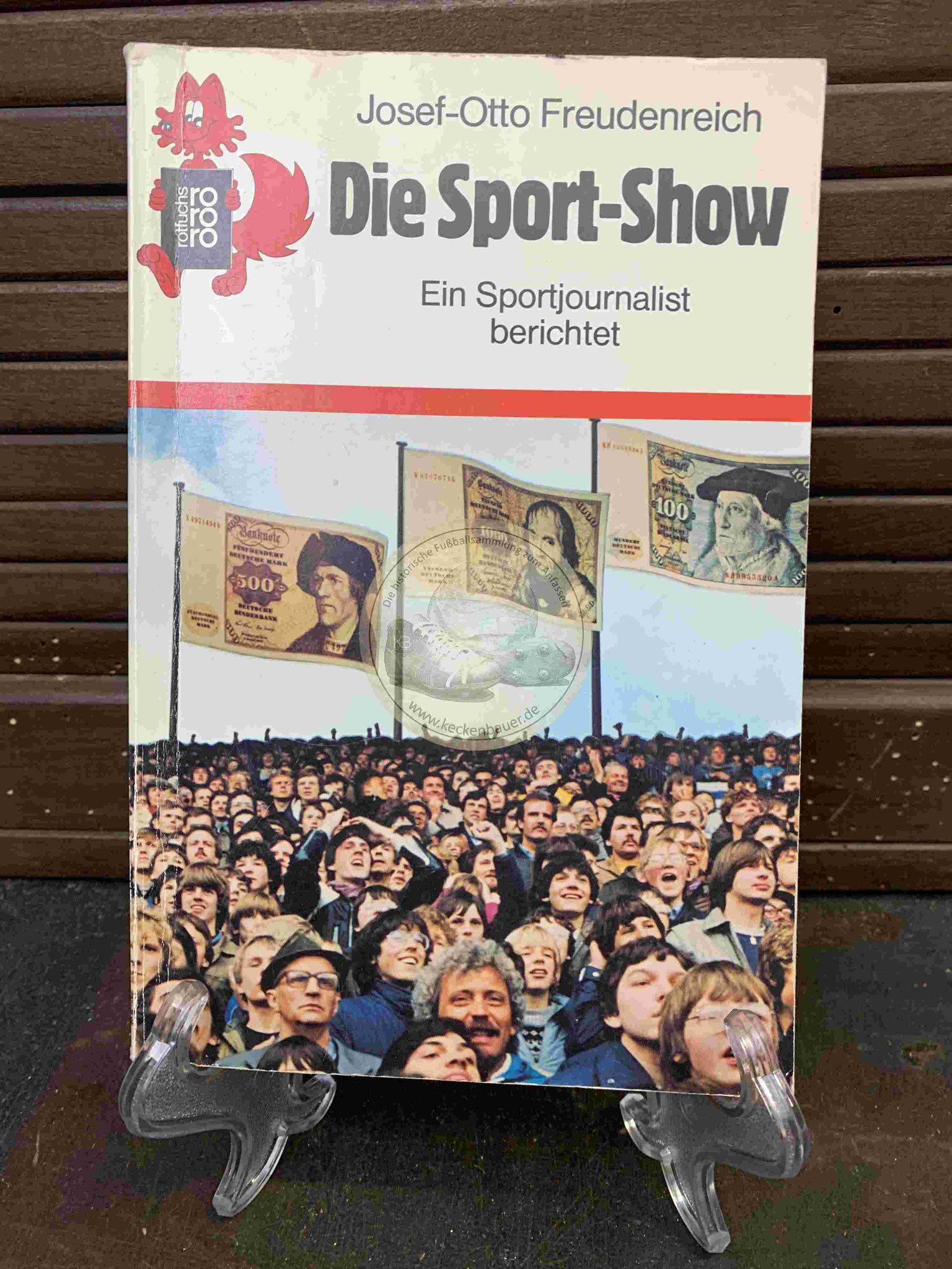 Josef-Otto Freudenreich Die Sport Show aus dem Jahr 1983