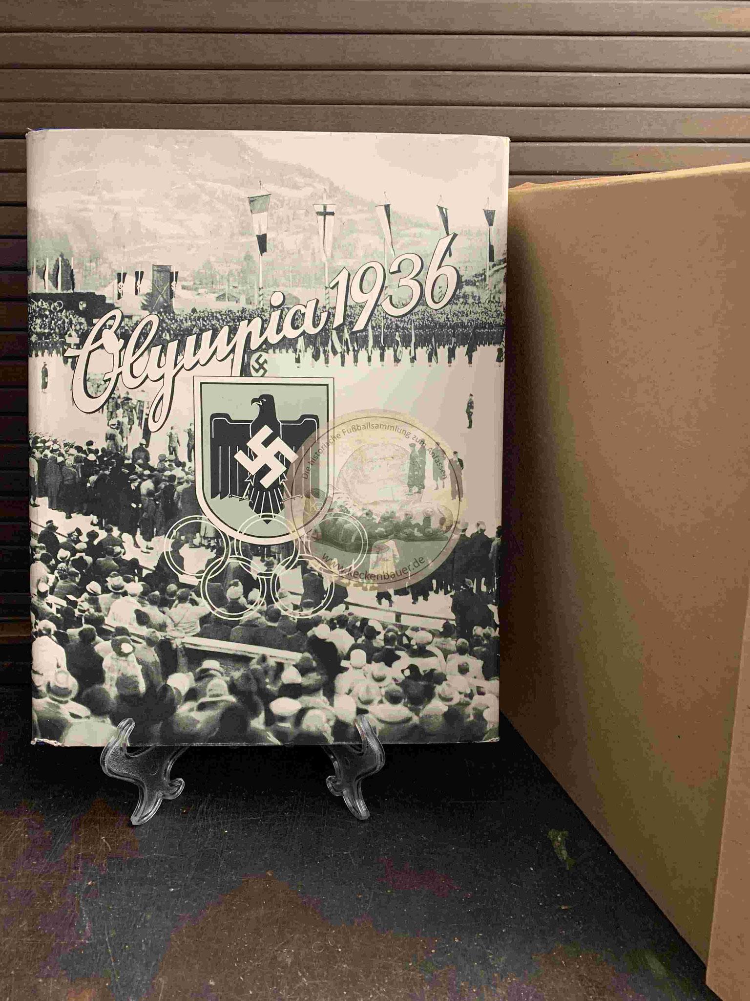 1936 Olympia 1936 Band 1 im Schober