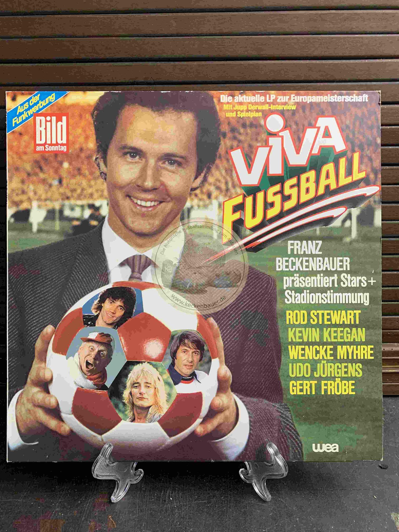 1980 Viva Fußball von Bild am Sonntag