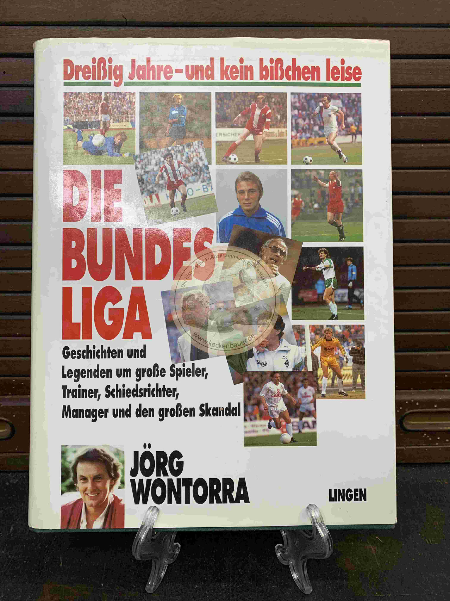 Jörg Wontarra Die Bundesliga aus dem Jahr 1993