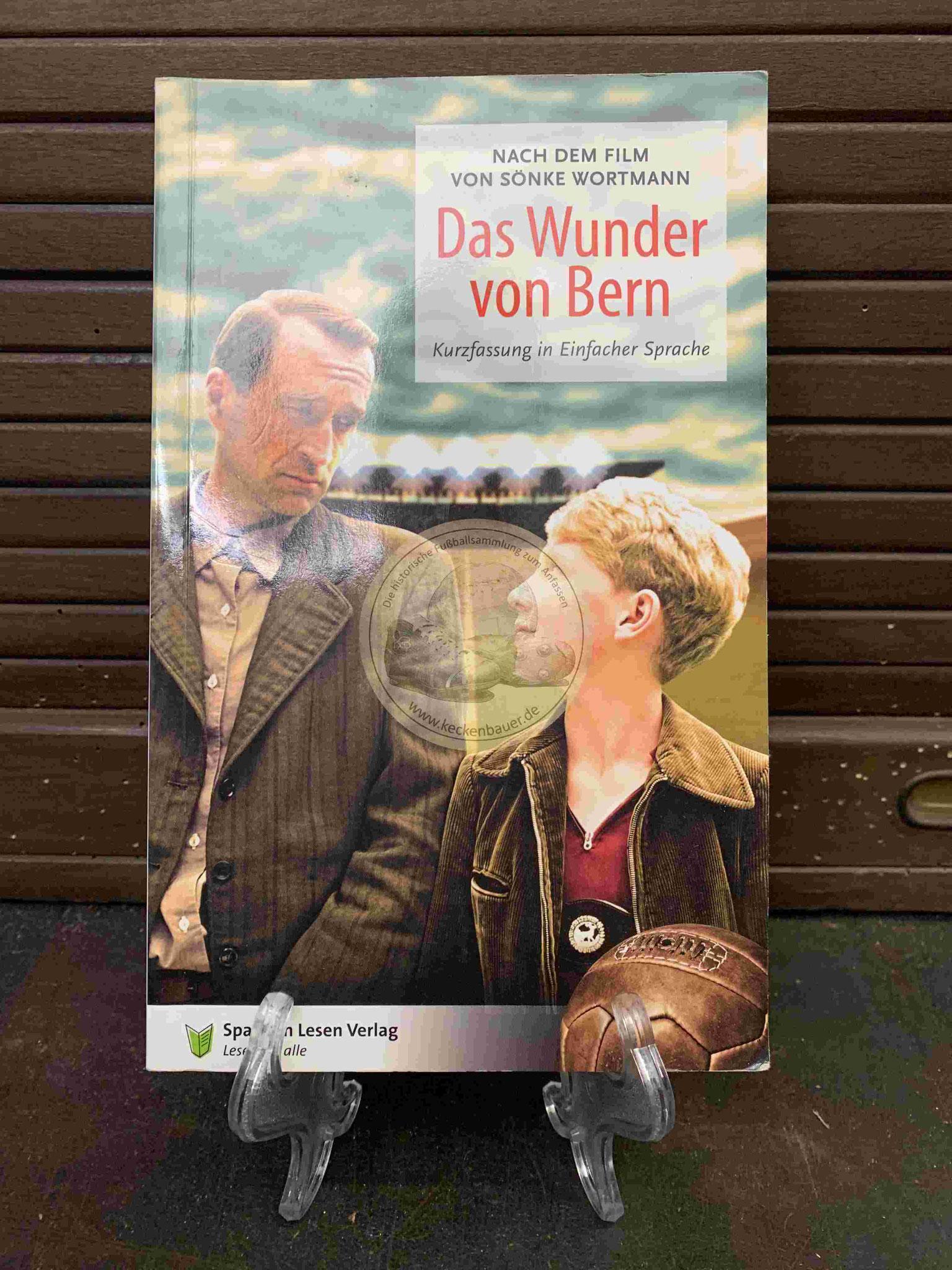 Das Wunder von Bern Kurzfassung in einfacher Sprache aus dem Jahr 2014
