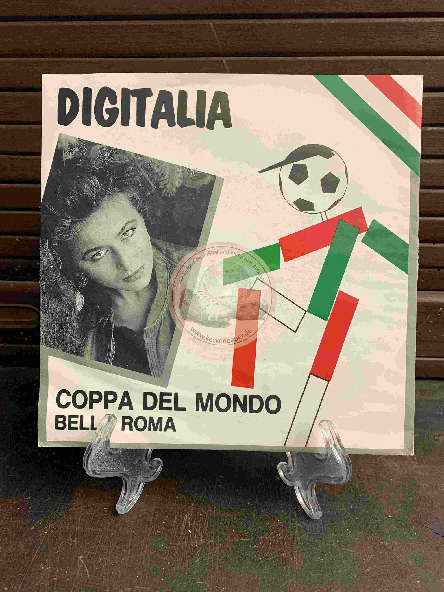 1990 Digitalia Coppa Del Mondo Bella Roma