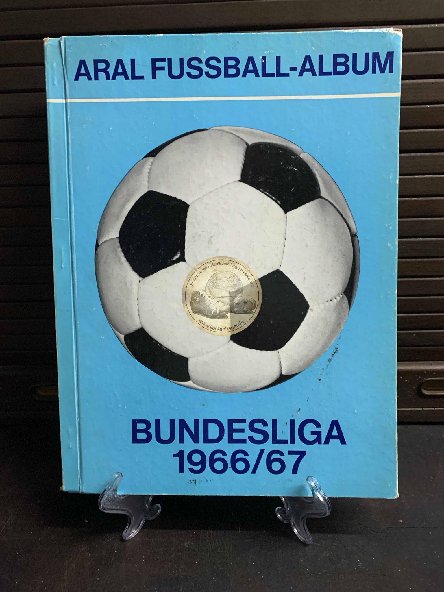 ARAL Fußball-Album Bundesliga 1966/67