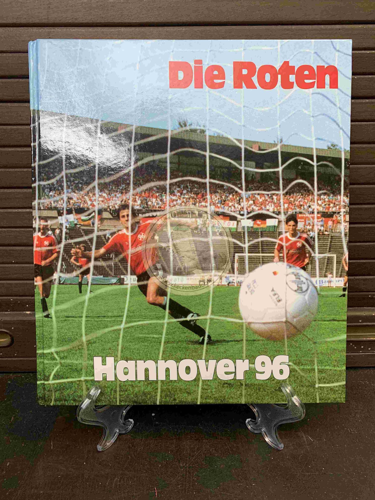 Hannover 96 Die Roten aus dem Jahr 1987