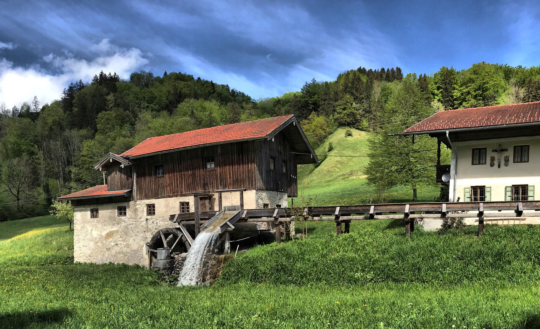 Etappe O05: Nußdorf - Törwang