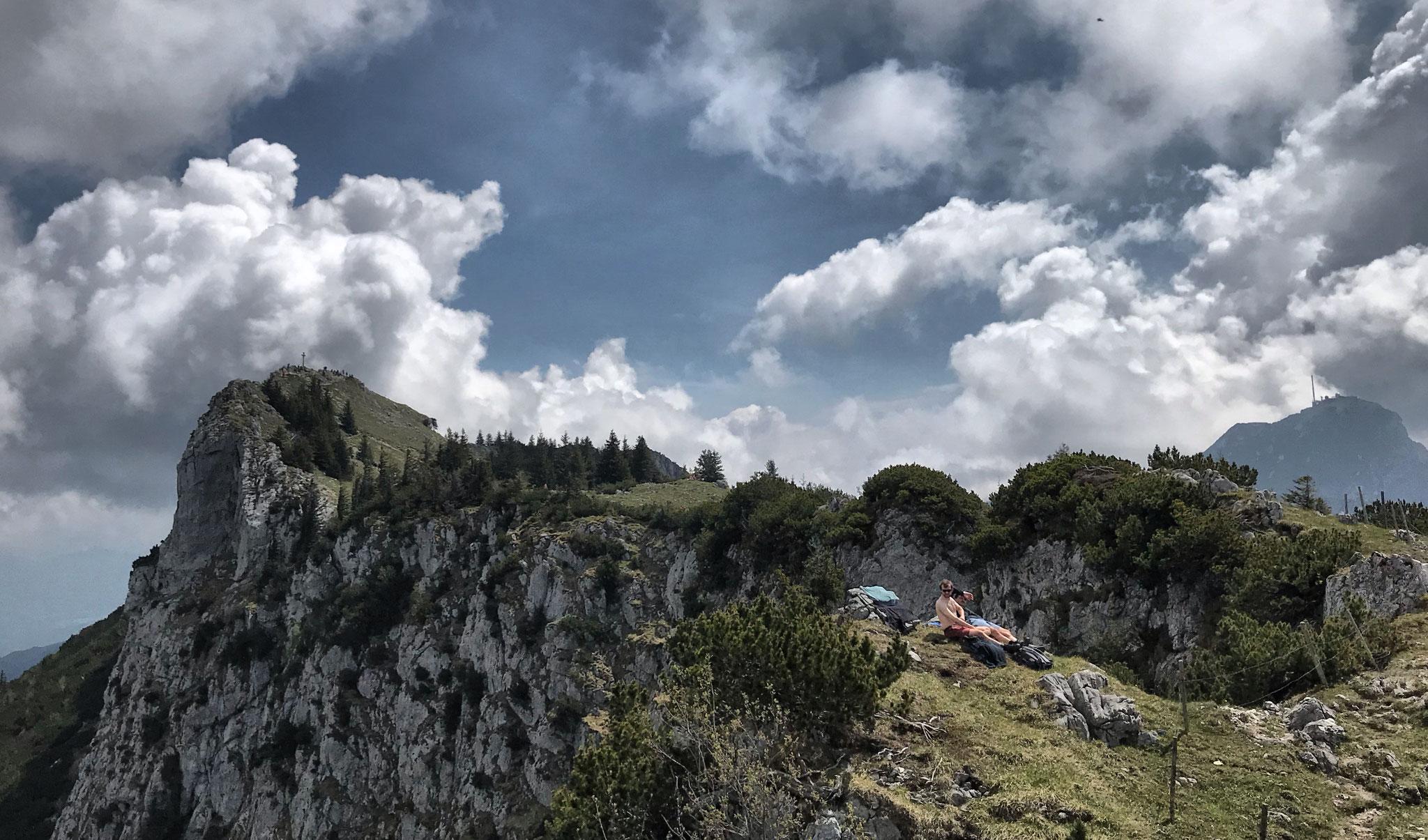 Etappe W07: Marbach - Bucher Alm - Elbach