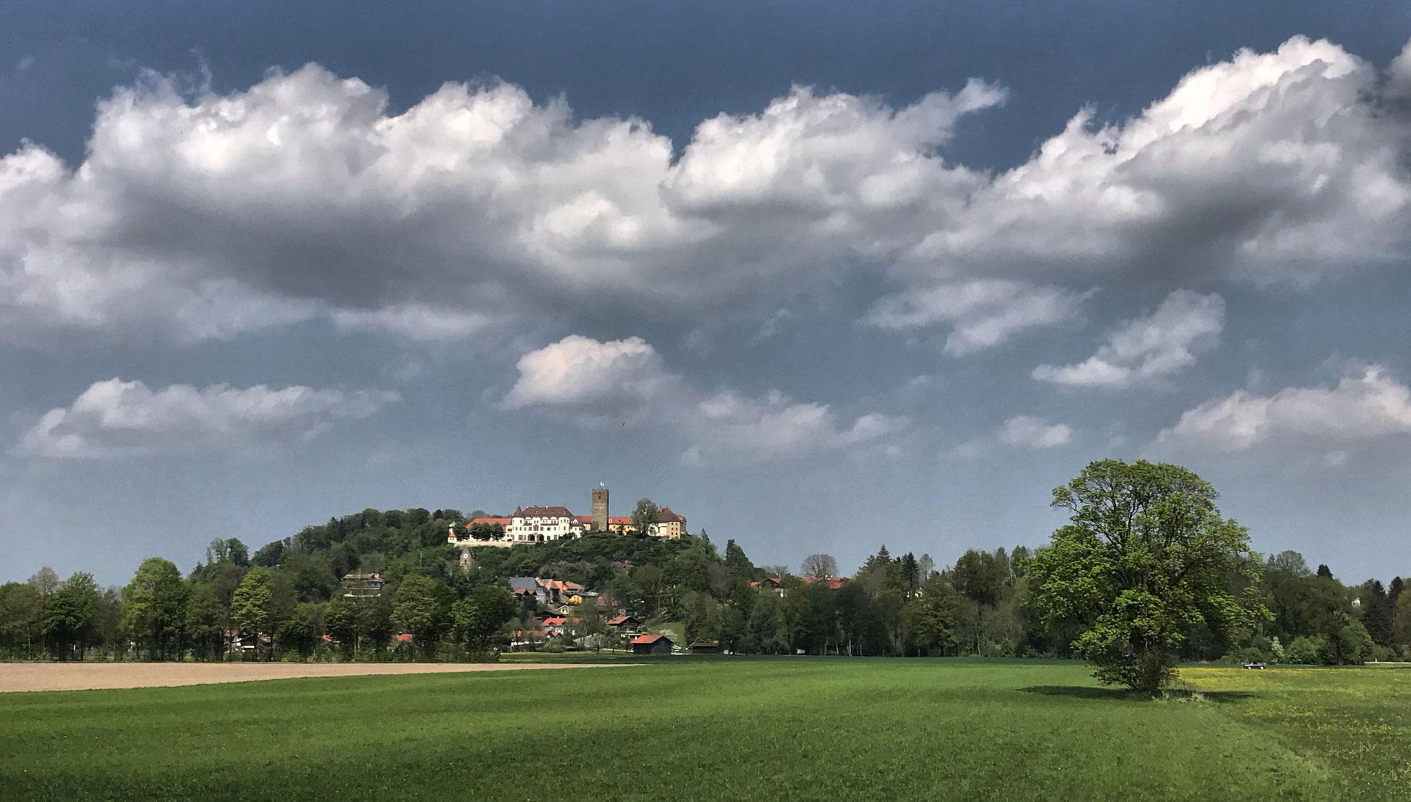 Etappe O03: Rohrdorf - Neubeuern