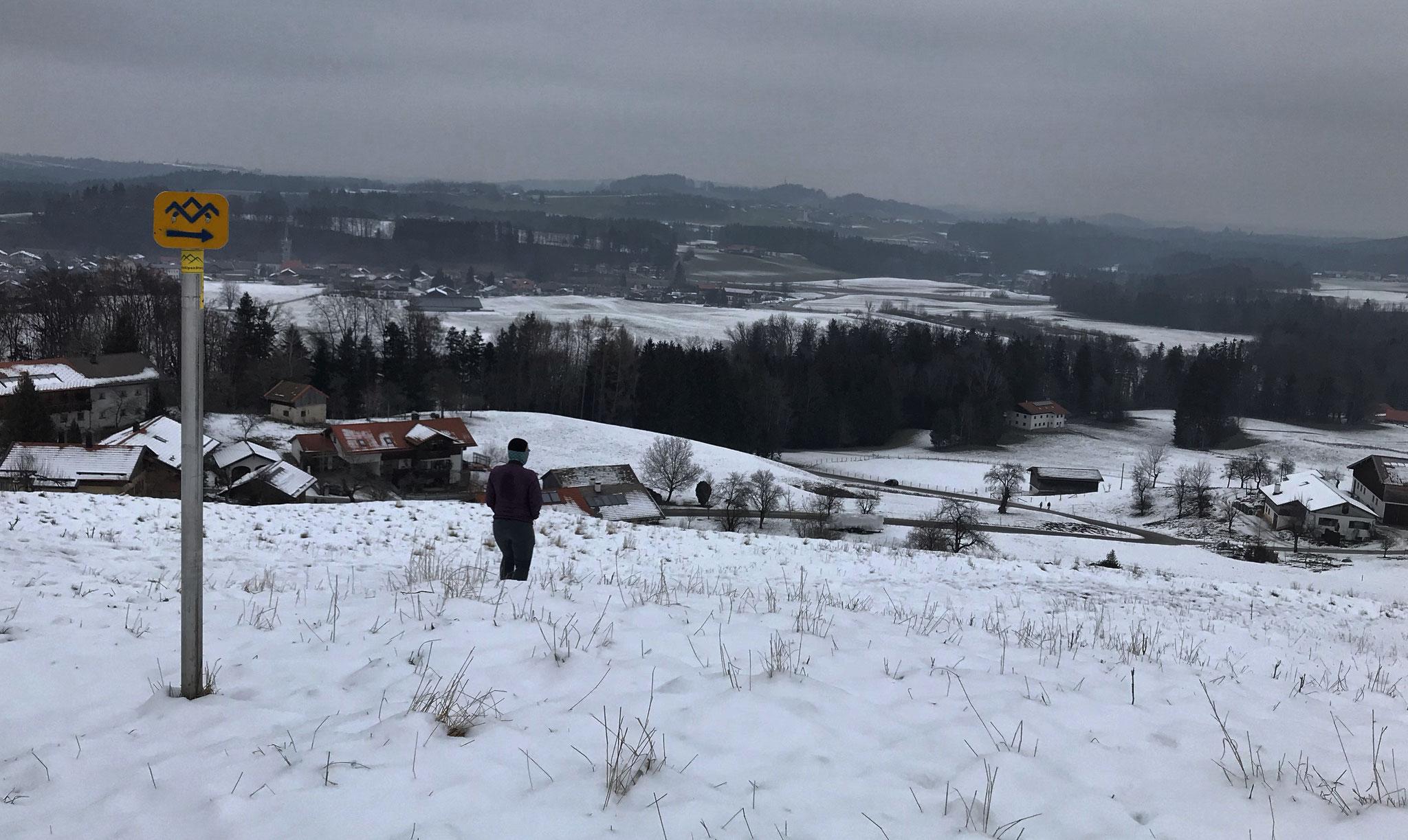 Etappe O13: Frasdorf - Hohenaschau